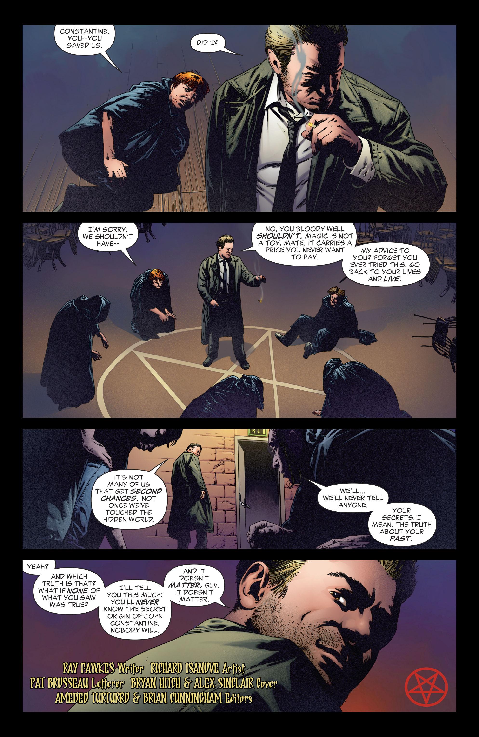 Read online Secret Origins (2014) comic -  Issue #11 - 25