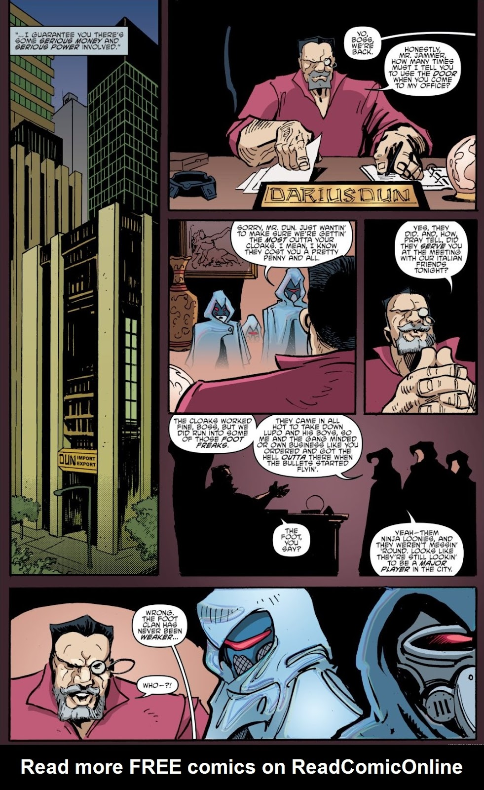 Read online Teenage Mutant Ninja Turtles: The IDW Collection comic -  Issue # TPB 7 (Part 1) - 27