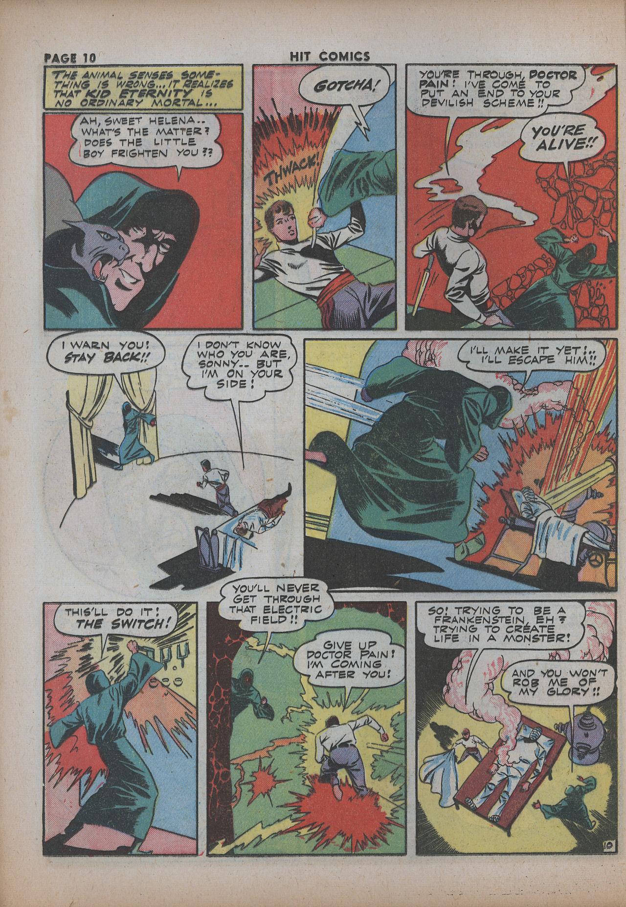Read online Hit Comics comic -  Issue #26 - 12