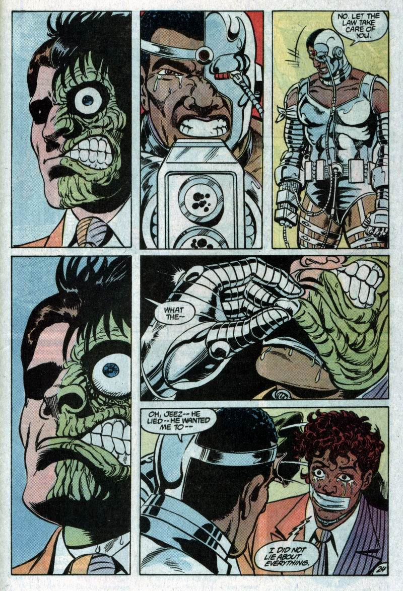 Teen Titans Spotlight issue 13 - Page 25