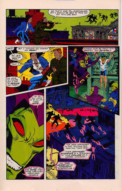 Read online Sleepwalker comic -  Issue #26 - 15