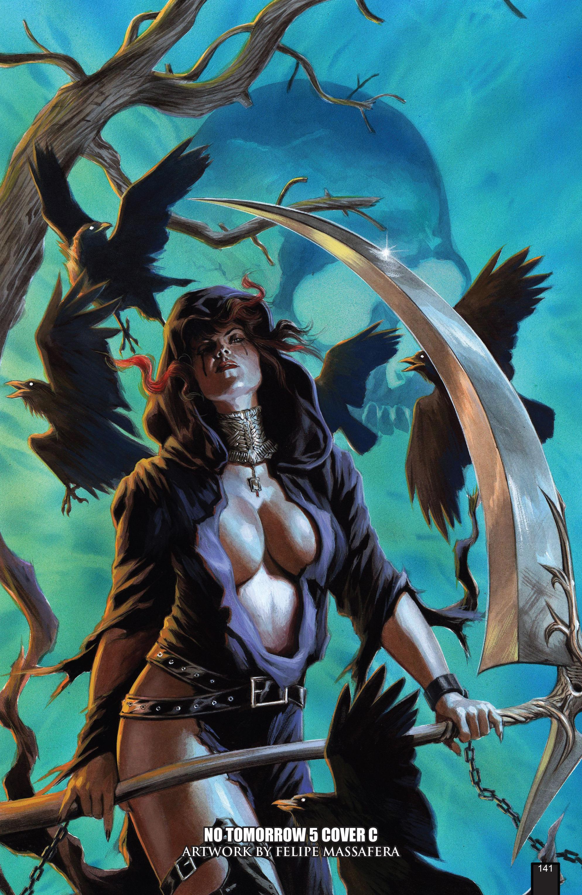 Read online Grimm Fairy Tales presents No Tomorrow comic -  Issue # TPB - 131
