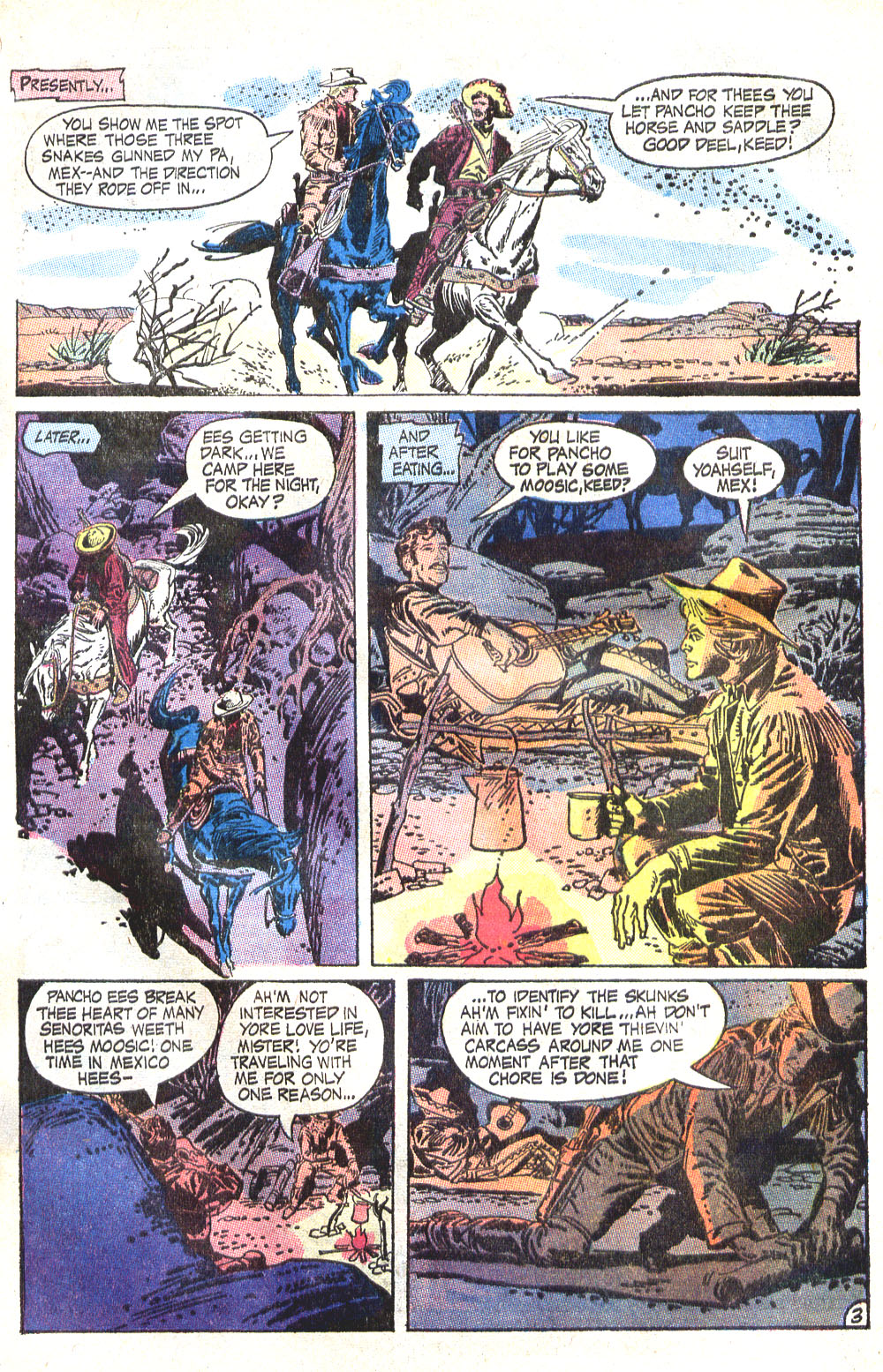 Read online All-Star Western (1970) comic -  Issue #6 - 5