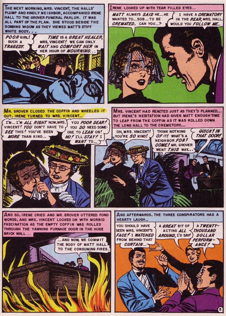Read online Shock SuspenStories comic -  Issue #18 - 12