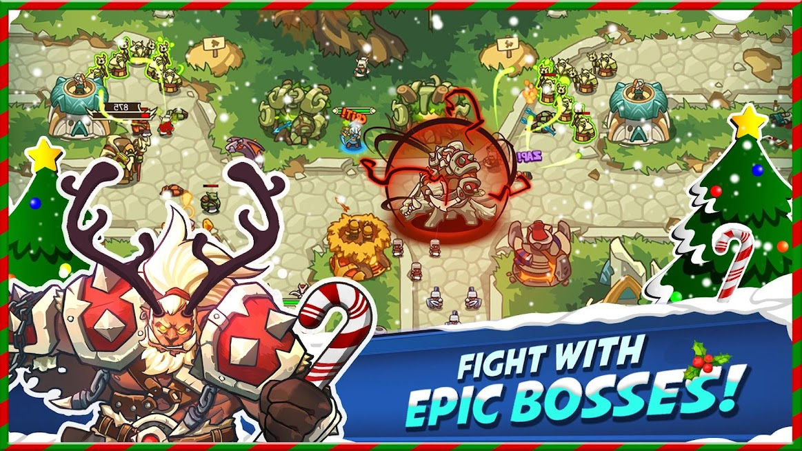 Empire Warriors TD Mod APK