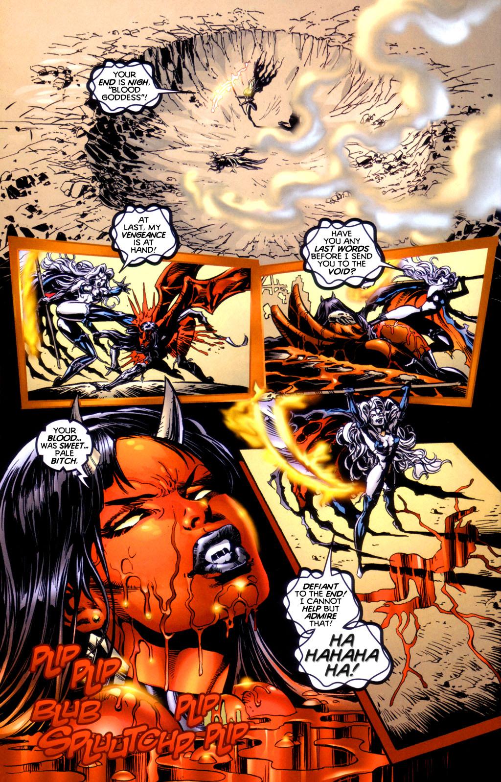 Read online Lady Death vs. Purgatori comic -  Issue # Full - 22