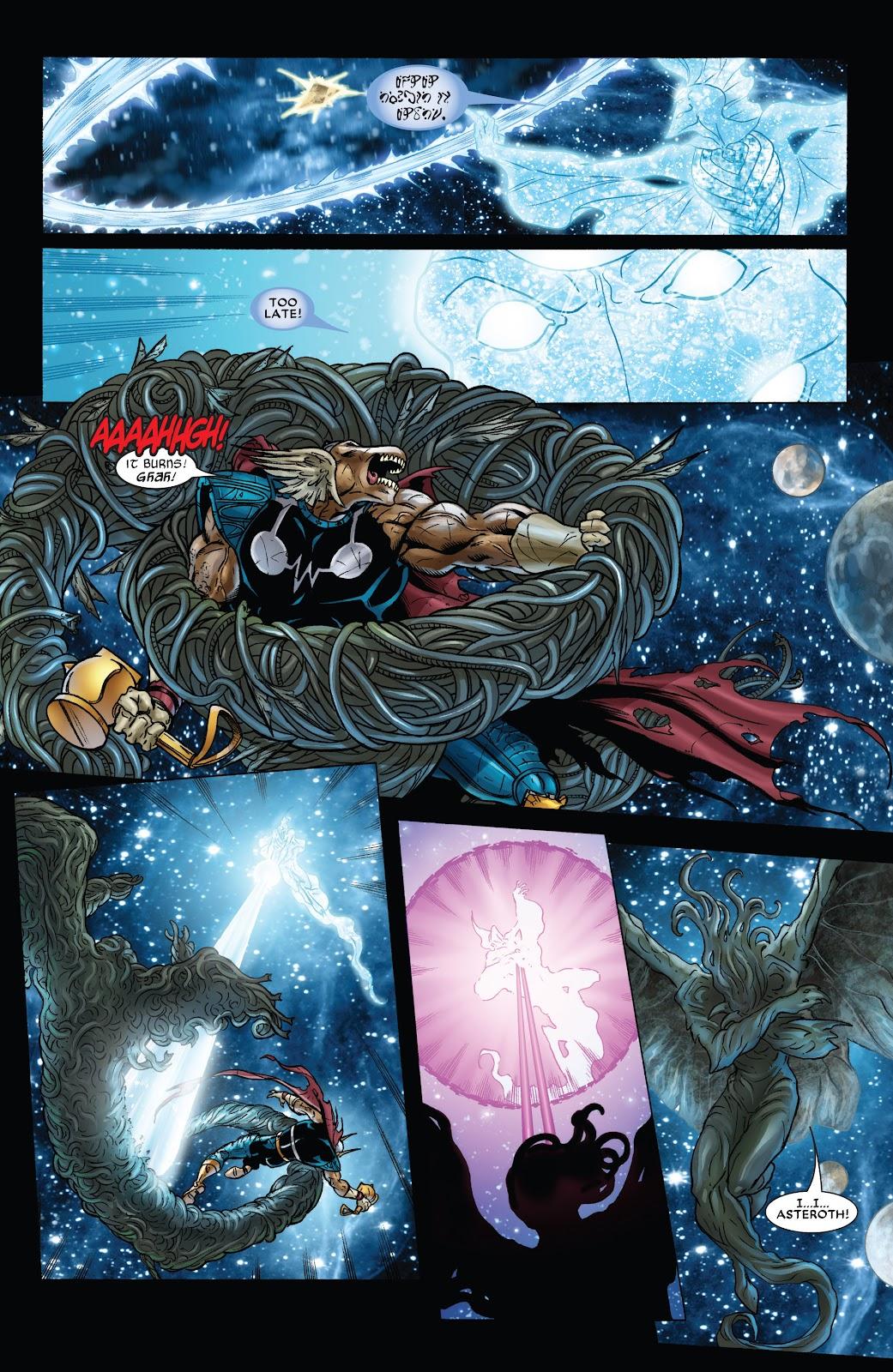 Read online Thor: Ragnaroks comic -  Issue # TPB (Part 4) - 26