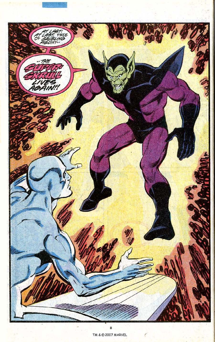 Read online Silver Surfer (1987) comic -  Issue # _Annual 1 - 10