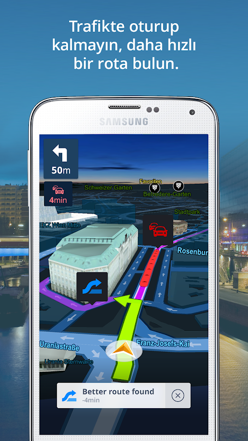 gps navigasyon android apk