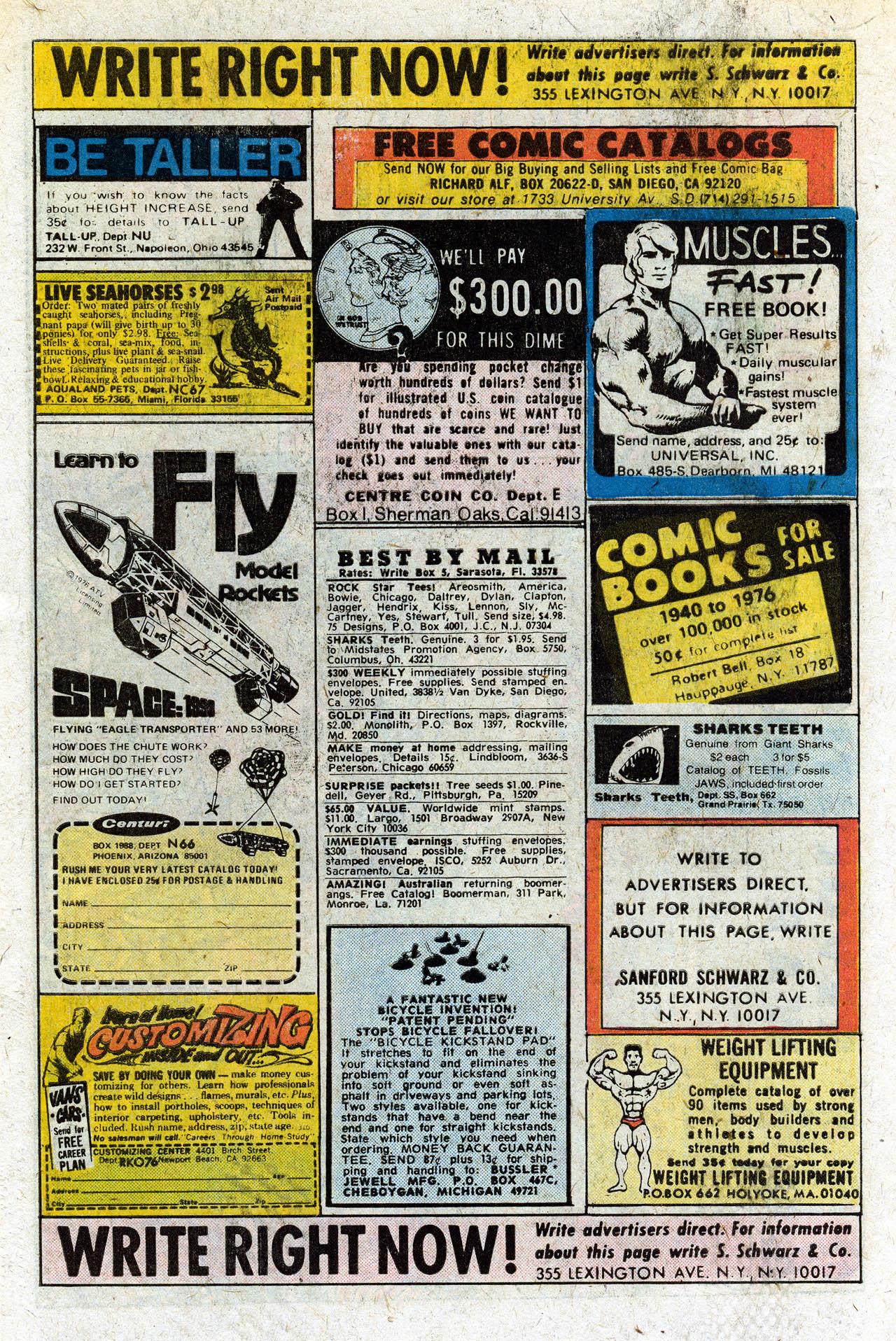 Read online Secret Society of Super-Villains comic -  Issue #3 - 17