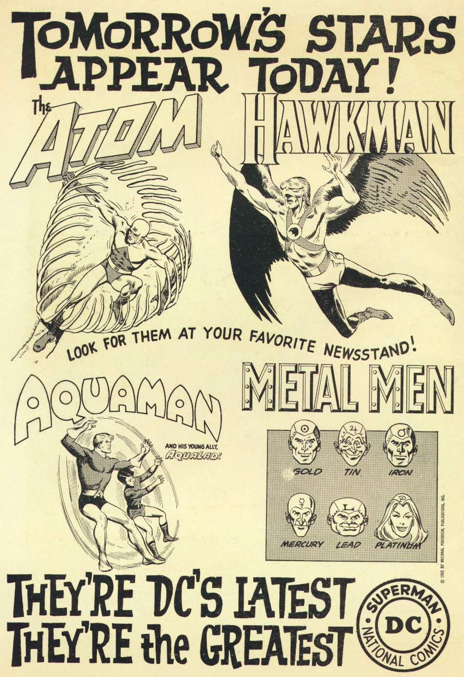 Read online Aquaman (1962) comic -  Issue #6 - 2