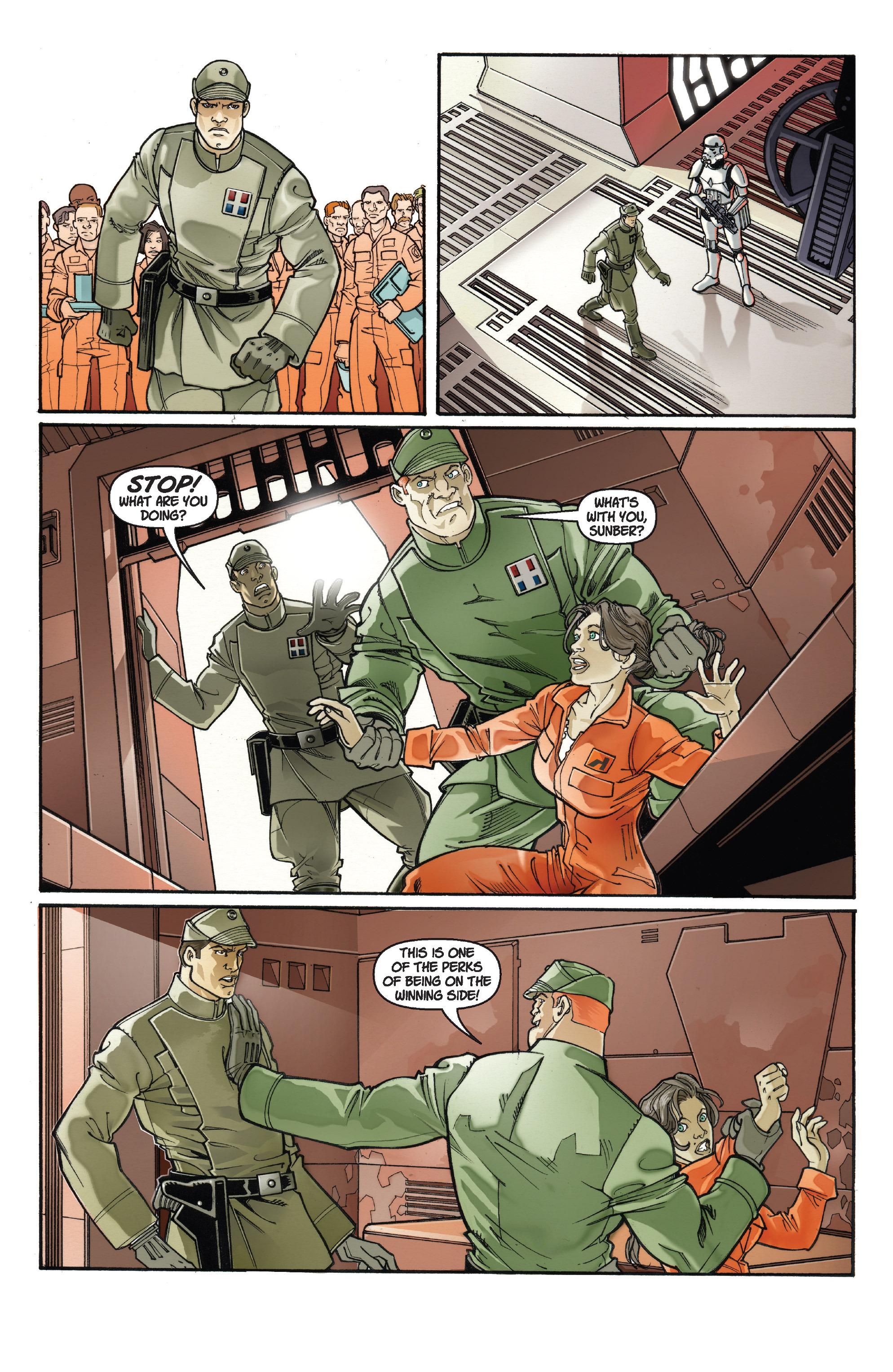 Read online Star Wars Omnibus comic -  Issue # Vol. 22 - 253