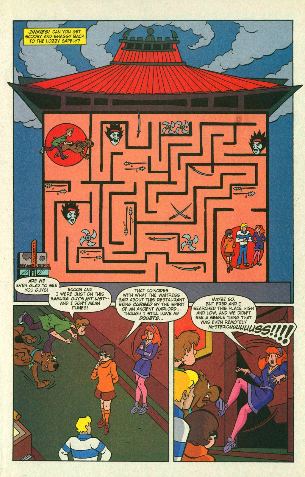 Read online Scooby-Doo (1997) comic -  Issue #114 - 31