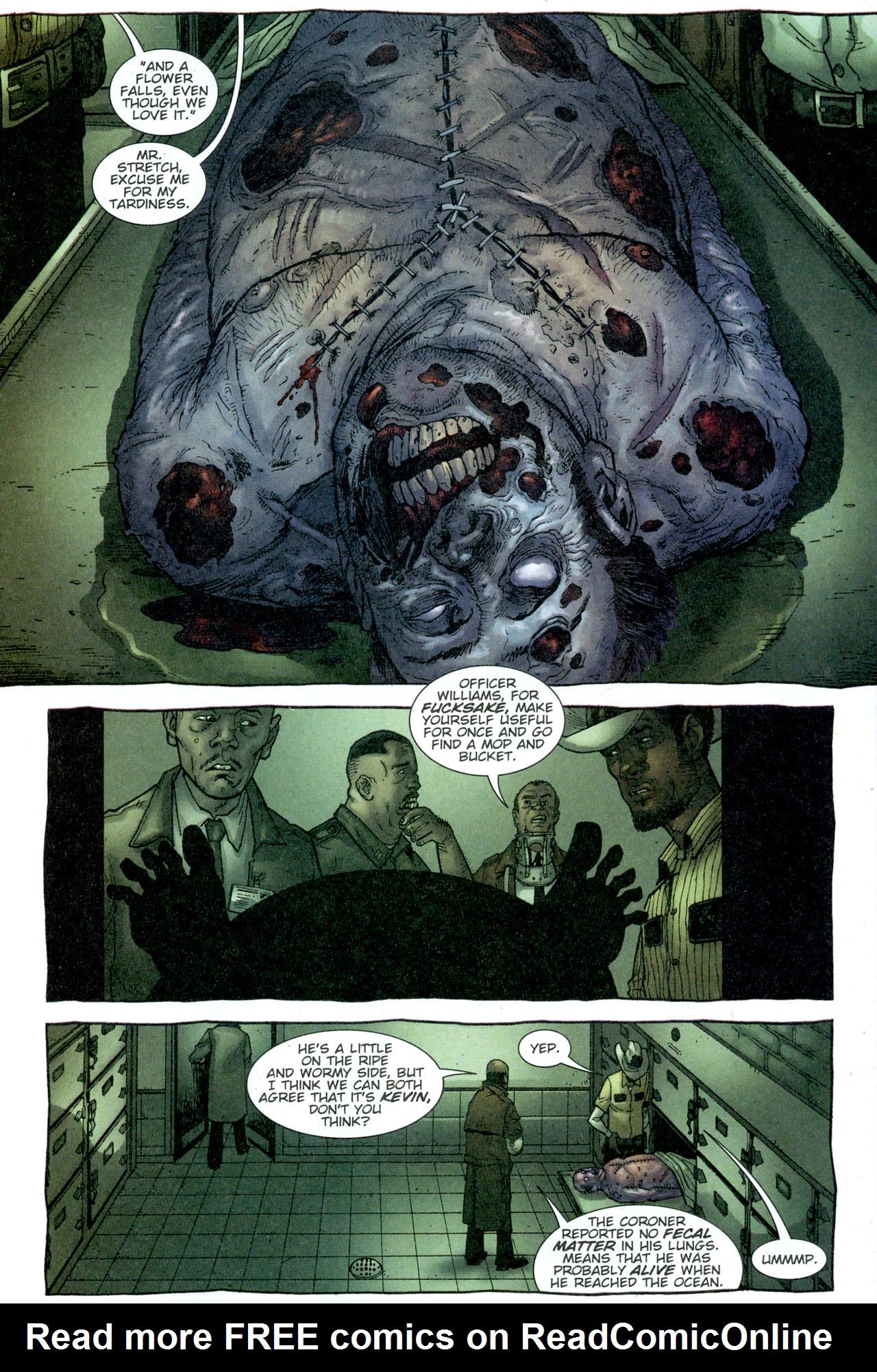 Read online The Exterminators comic -  Issue #13 - 11