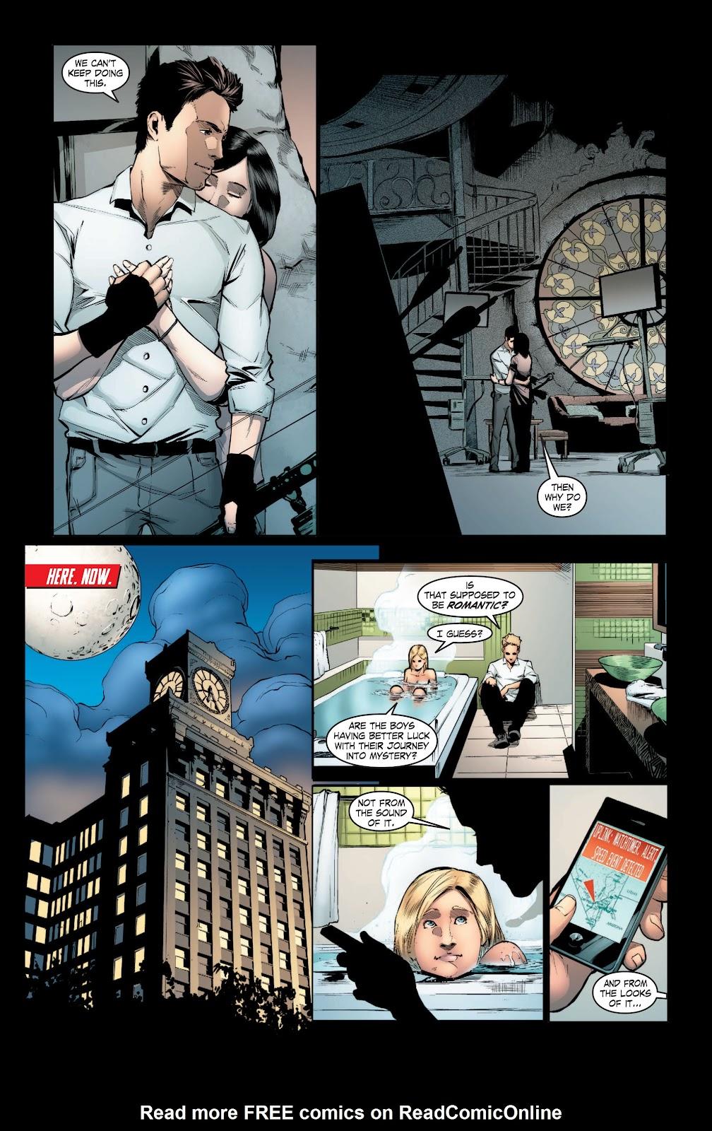 Read online Smallville Season 11 [II] comic -  Issue # TPB 3 - 84