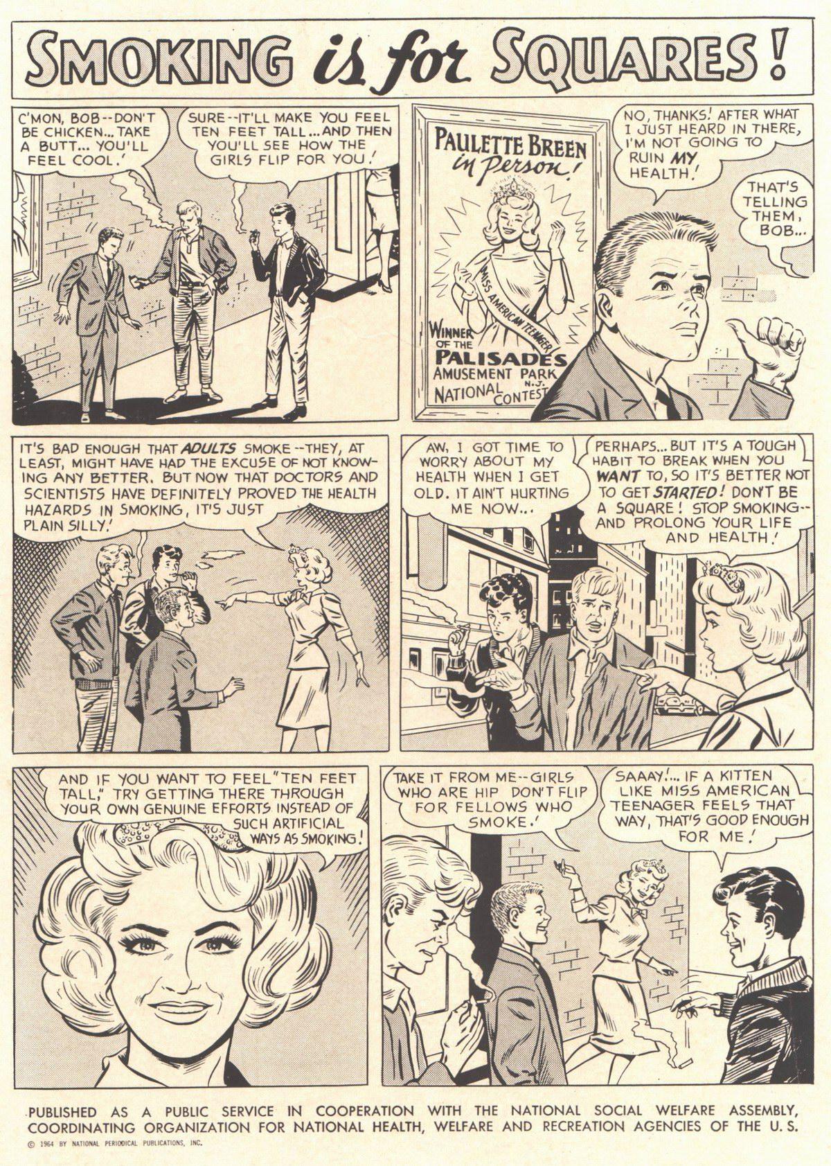 Read online Adventure Comics (1938) comic -  Issue #325 - 2