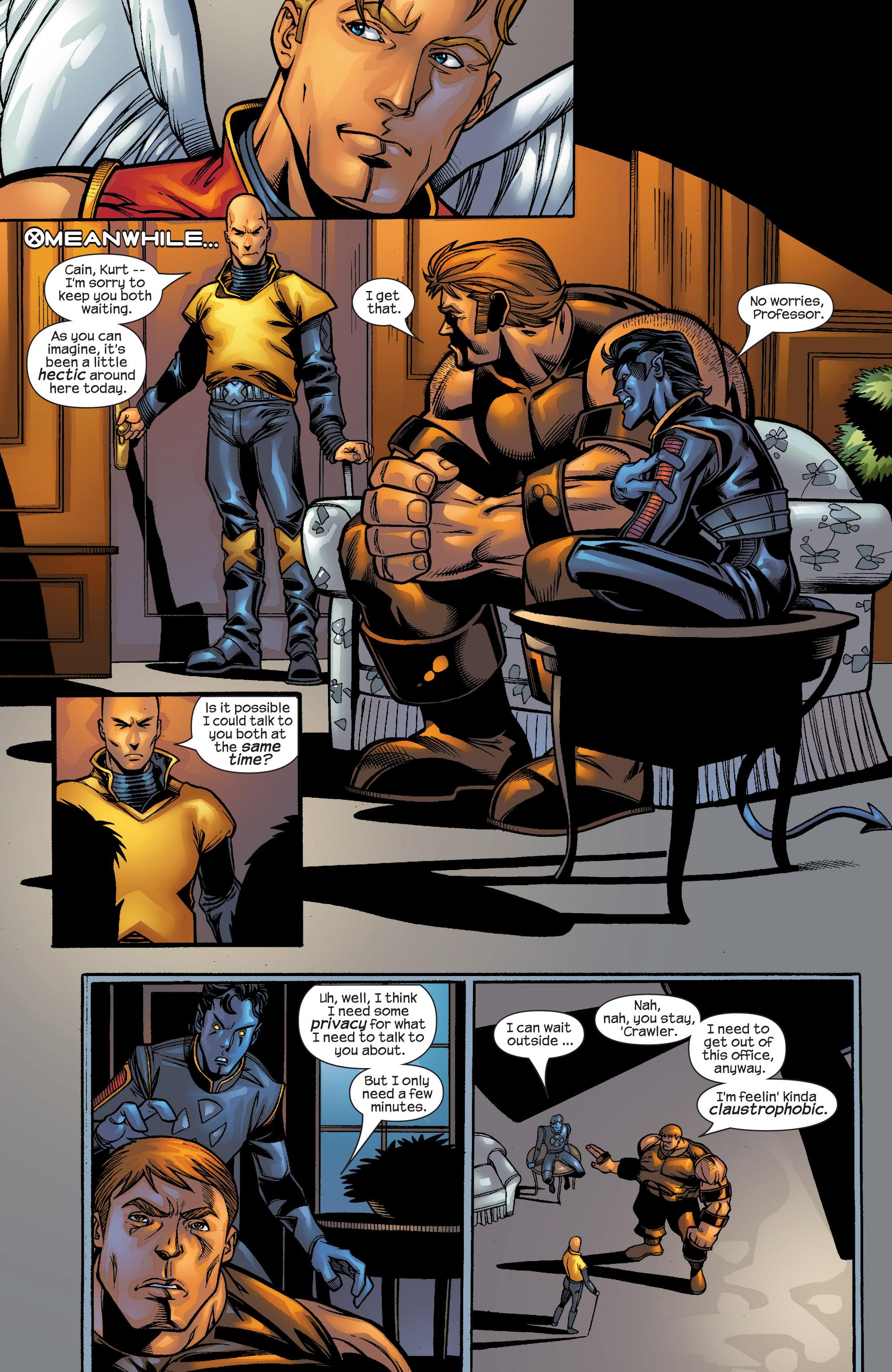Read online Uncanny X-Men (1963) comic -  Issue #421 - 13