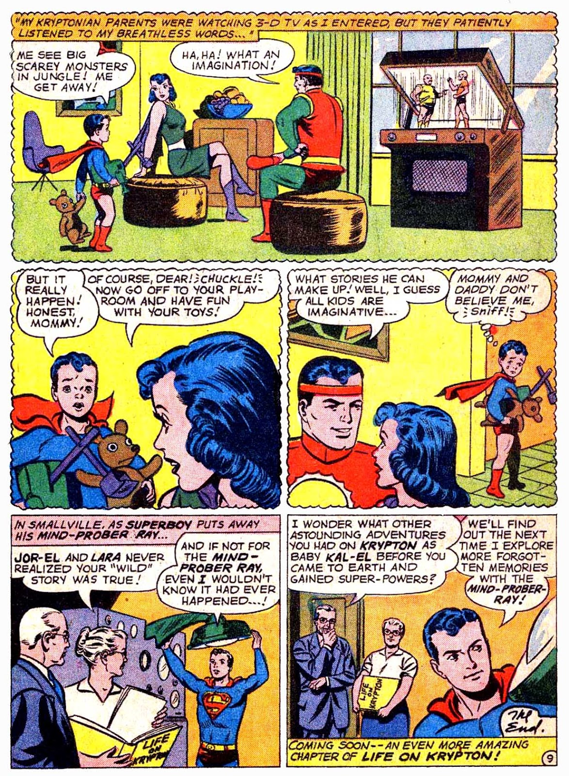 Superboy (1949) issue 87 - Page 27