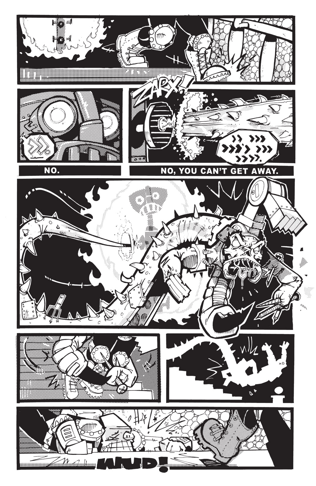 Read online Scud: The Disposable Assassin: The Whole Shebang comic -  Issue # TPB (Part 4) - 81