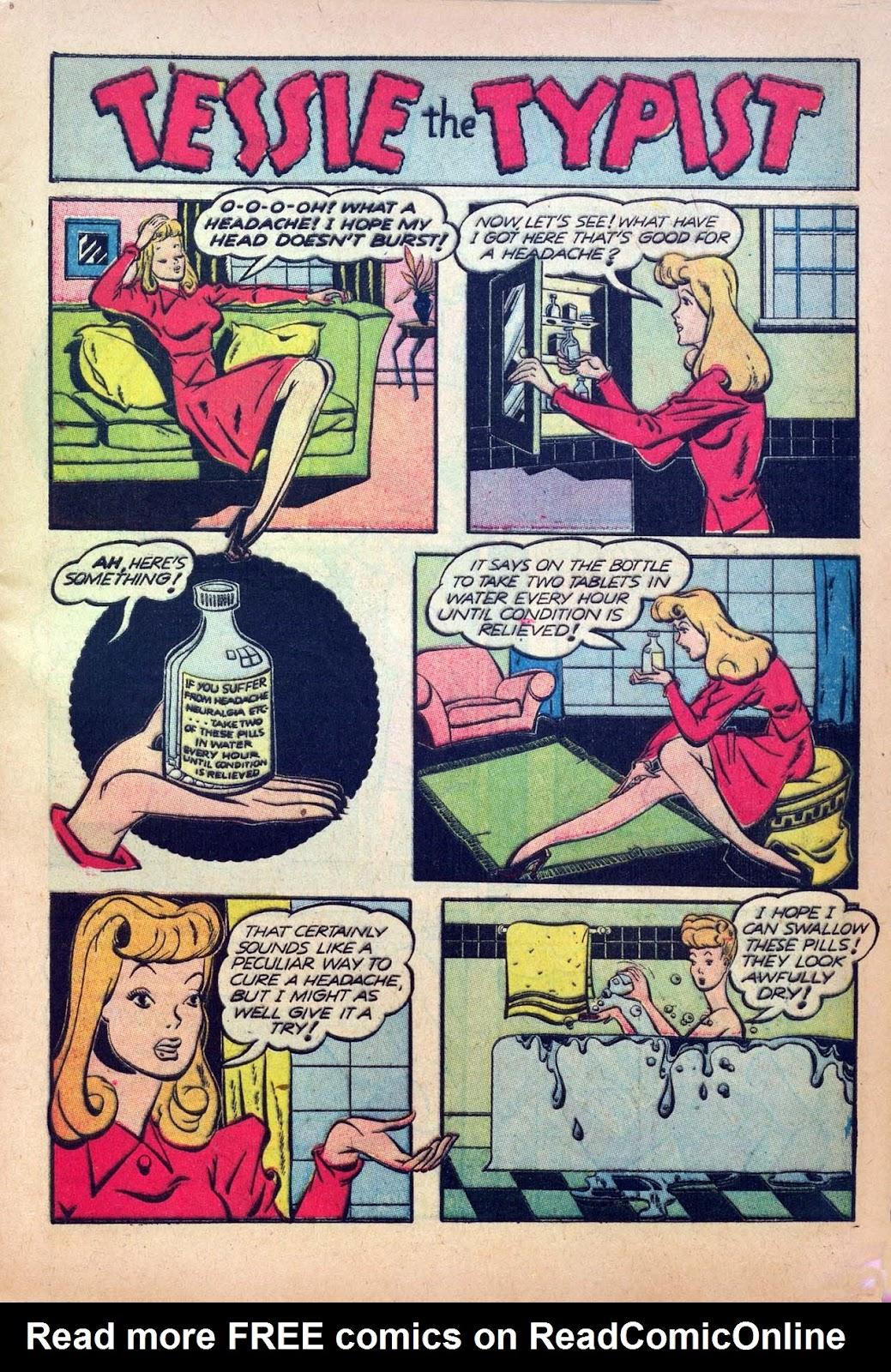 Read online Joker Comics comic -  Issue #7 - 9