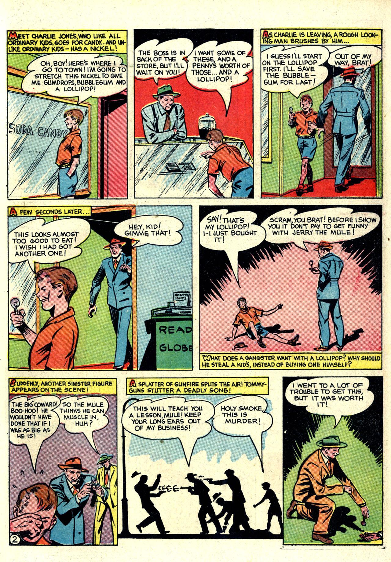 Read online Detective Comics (1937) comic -  Issue #76 - 29