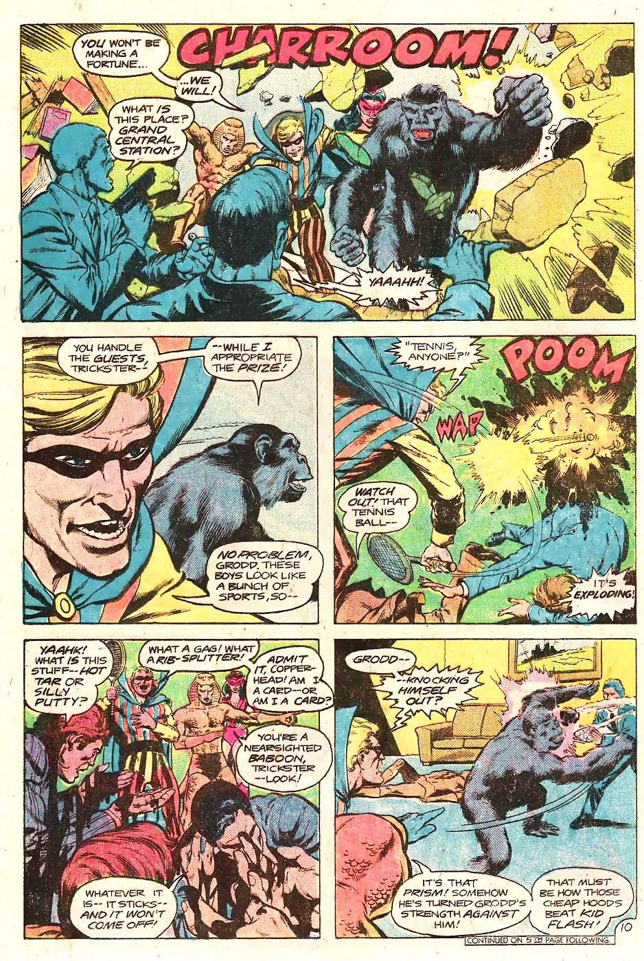 Read online Secret Society of Super-Villains comic -  Issue #8 - 11