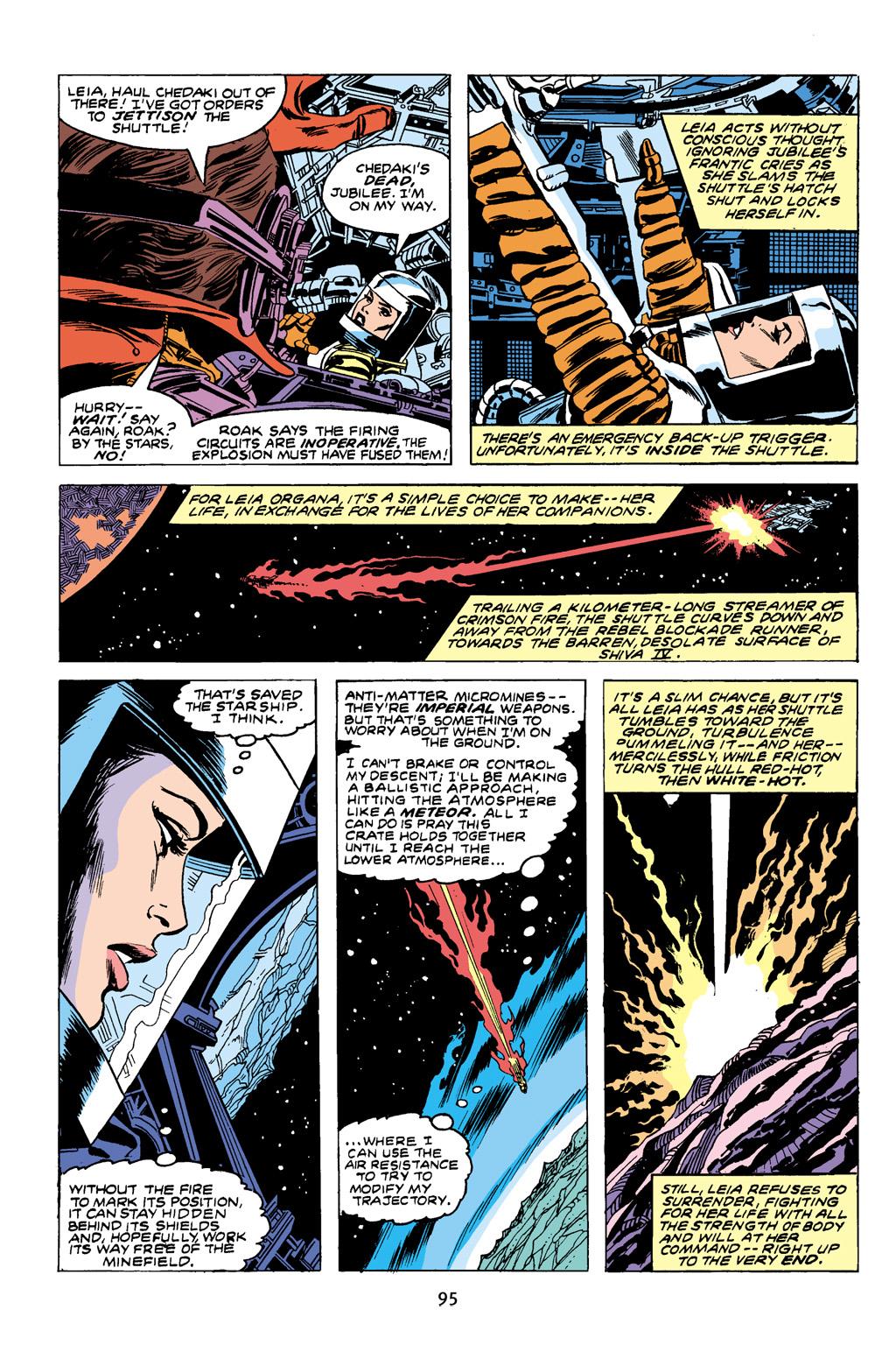 Read online Star Wars Omnibus comic -  Issue # Vol. 16 - 94