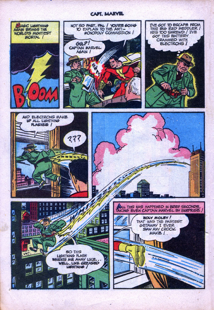 Captain Marvel Adventures issue 87 - Page 8