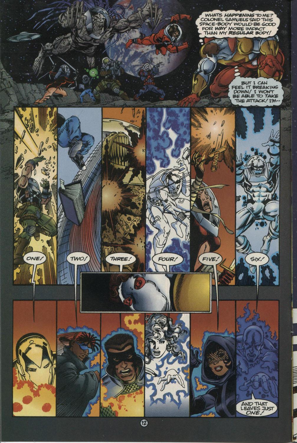Read online Break-Thru comic -  Issue #2 - 13