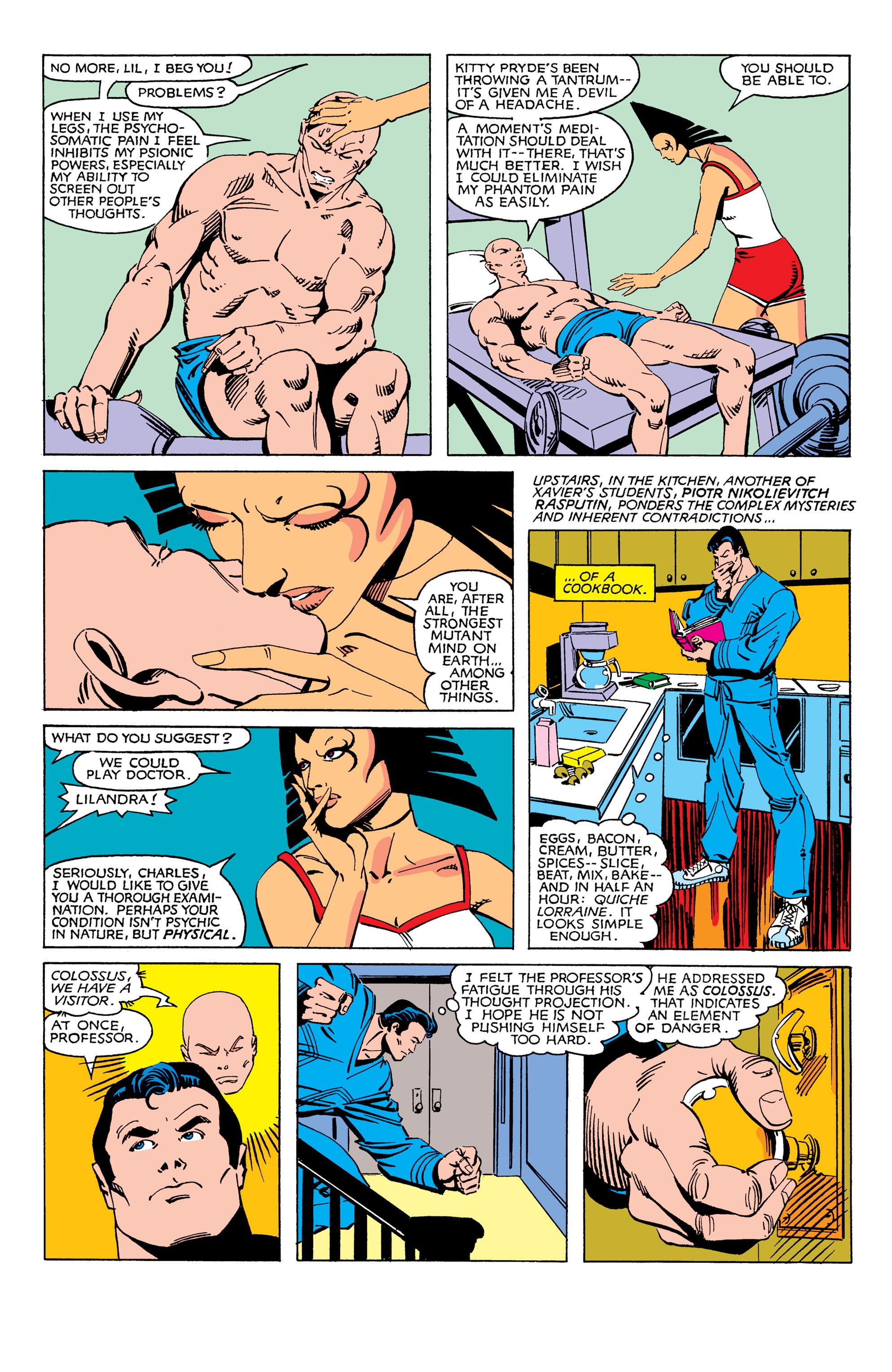 Read online Uncanny X-Men (1963) comic -  Issue #171 - 9