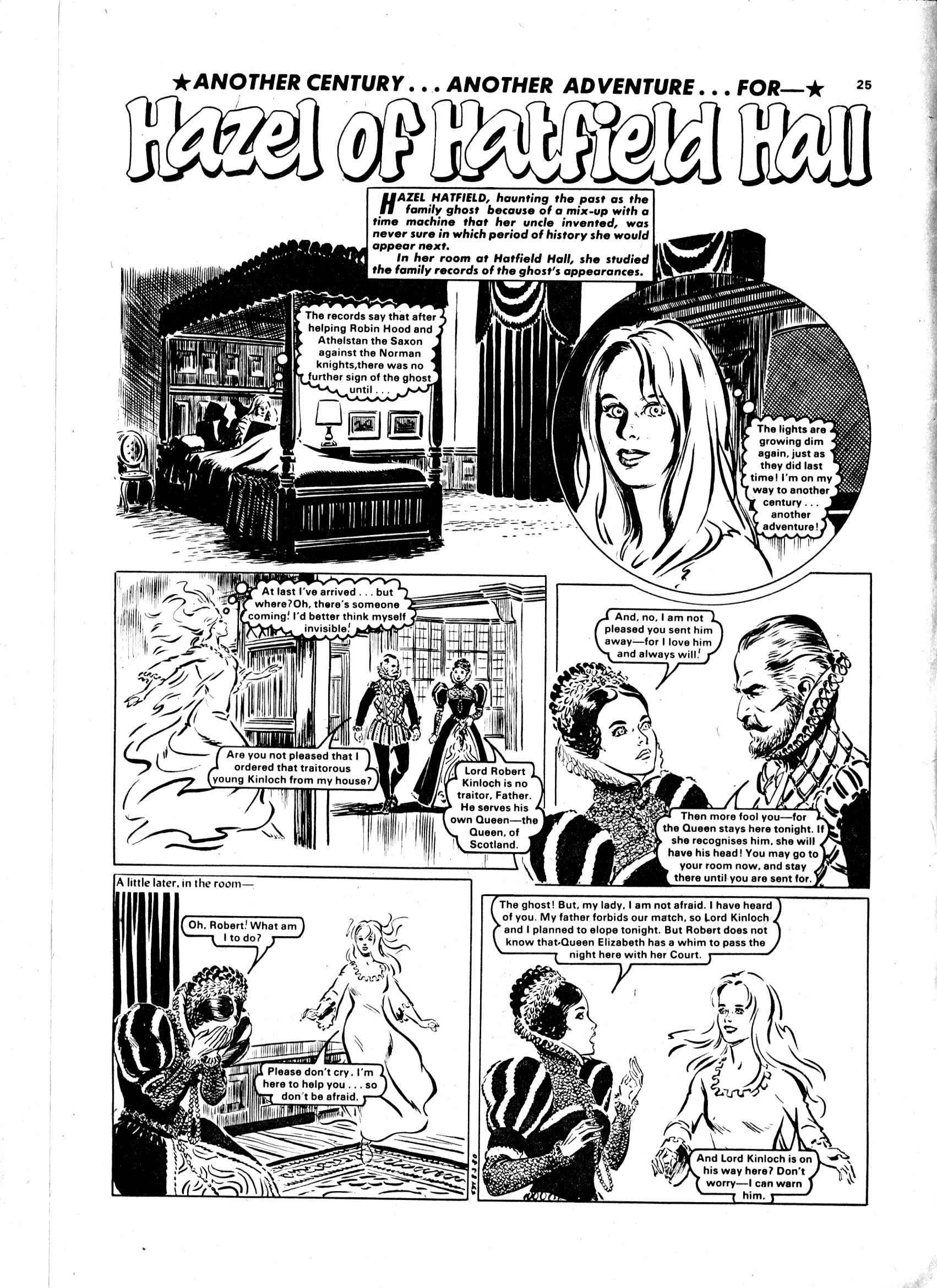 Read online Judy comic -  Issue #1052 - 25