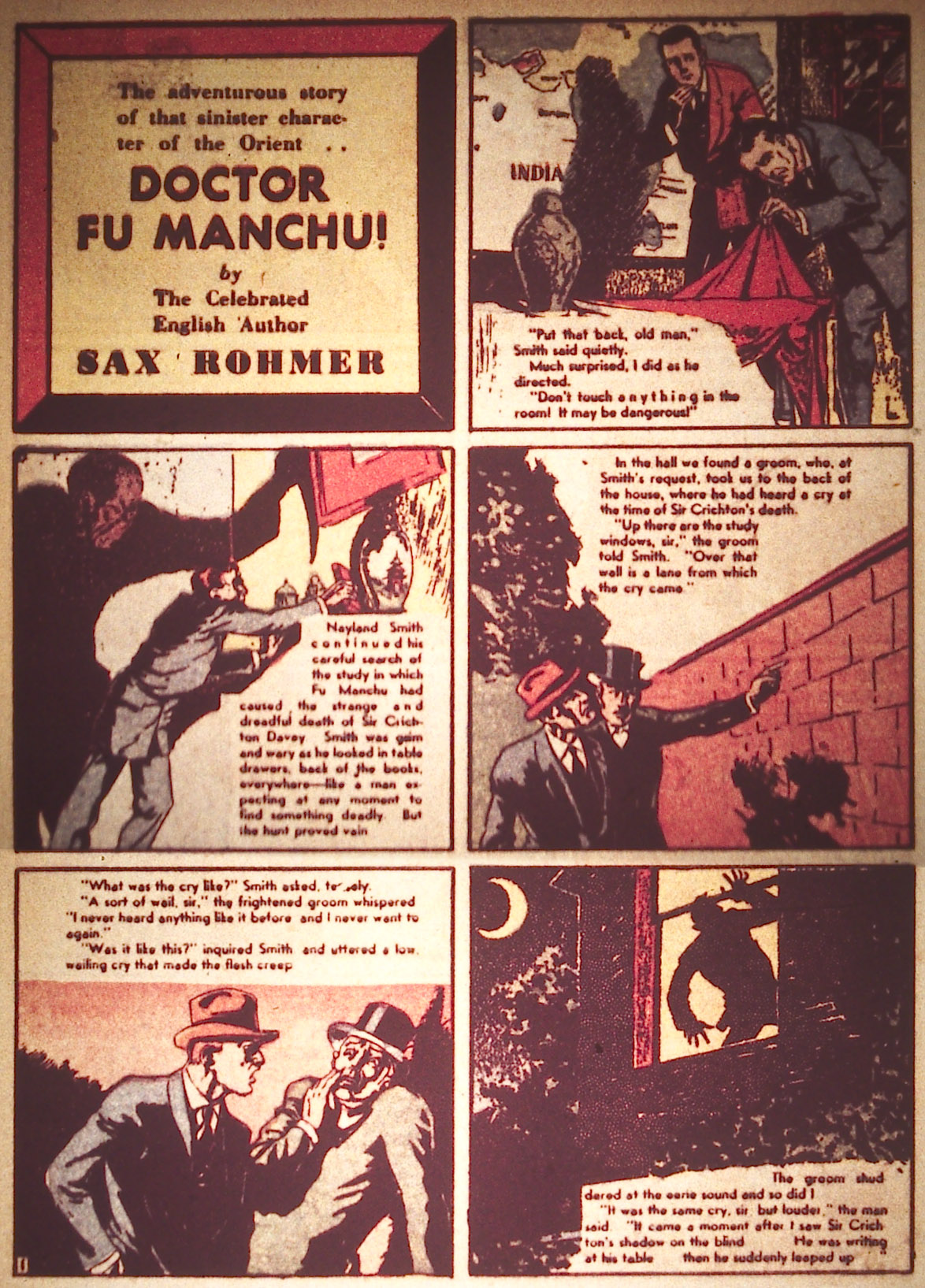 Read online Detective Comics (1937) comic -  Issue #18 - 22
