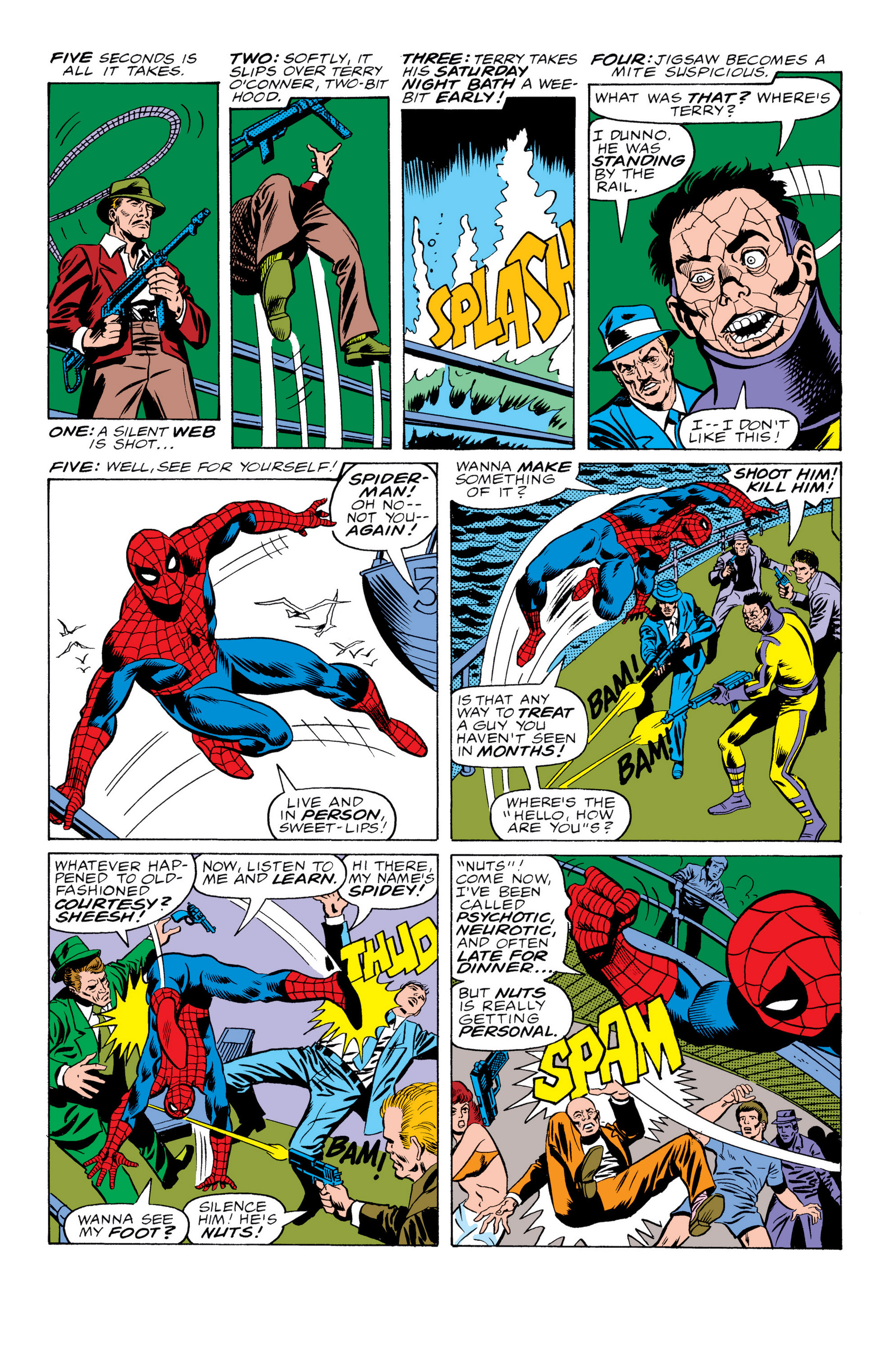 The Amazing Spider-Man (1963) 188 Page 10