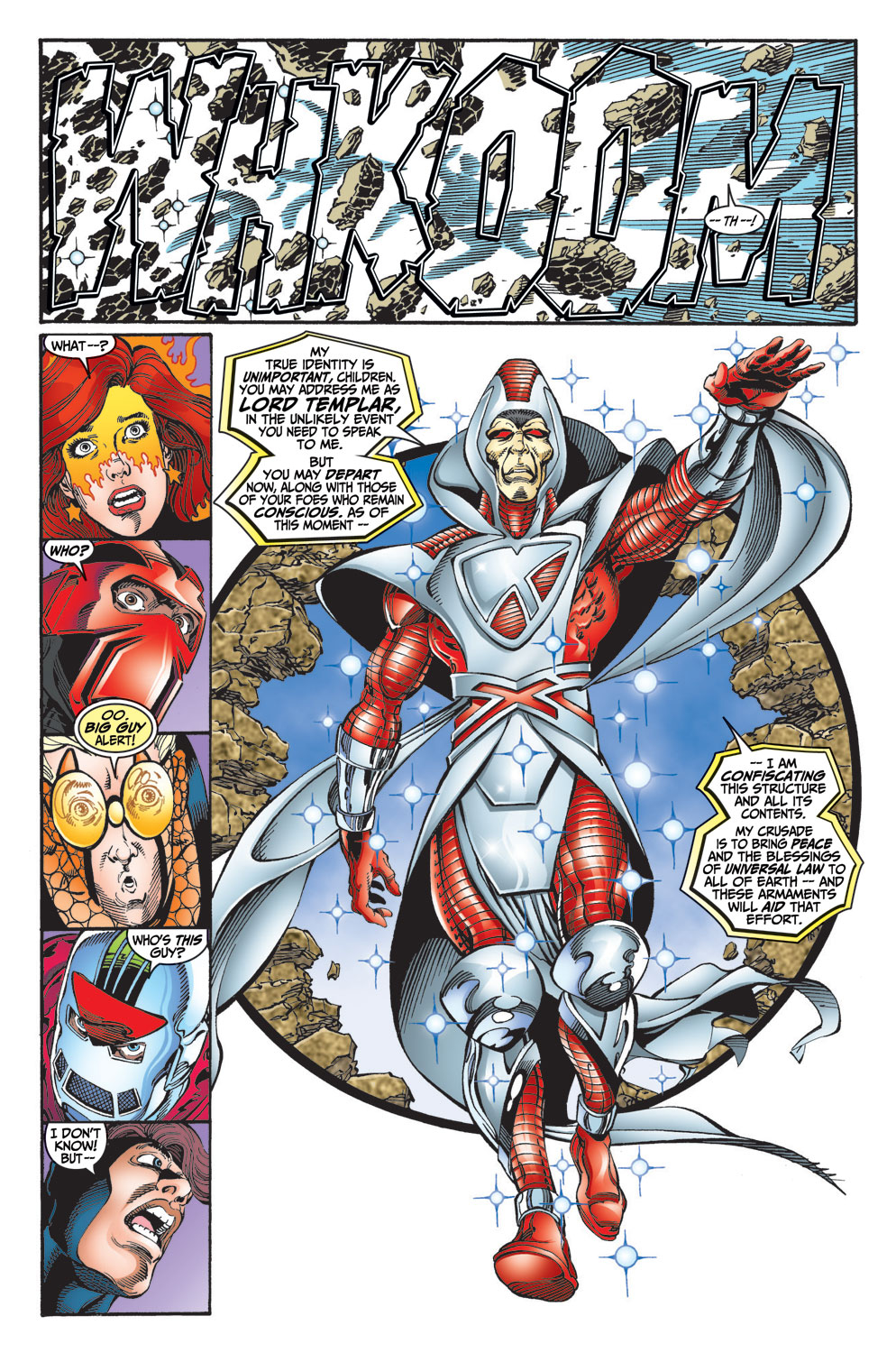 Read online Avengers (1998) comic -  Issue #13 - 12