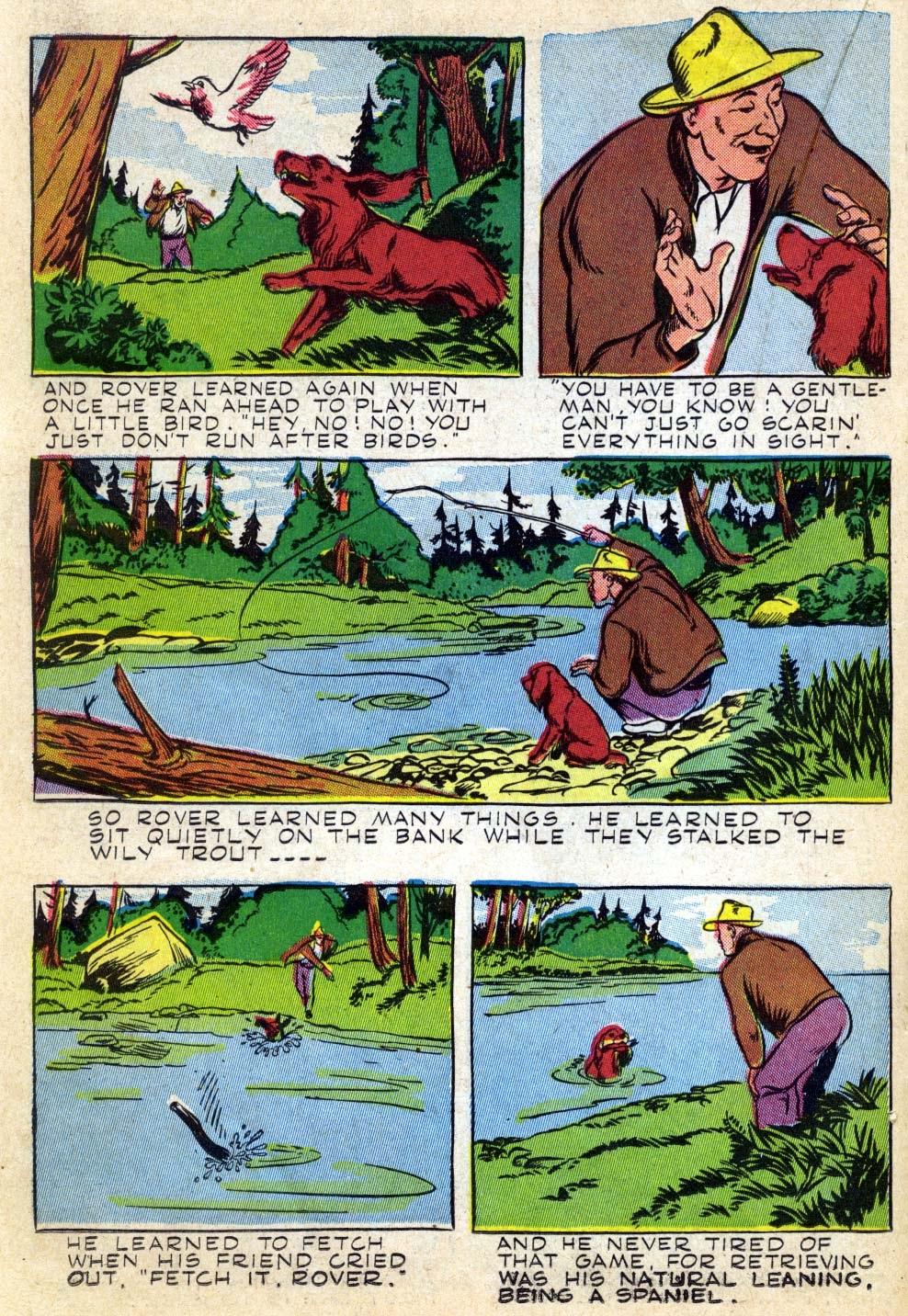 Read online Animal Comics comic -  Issue #22 - 26