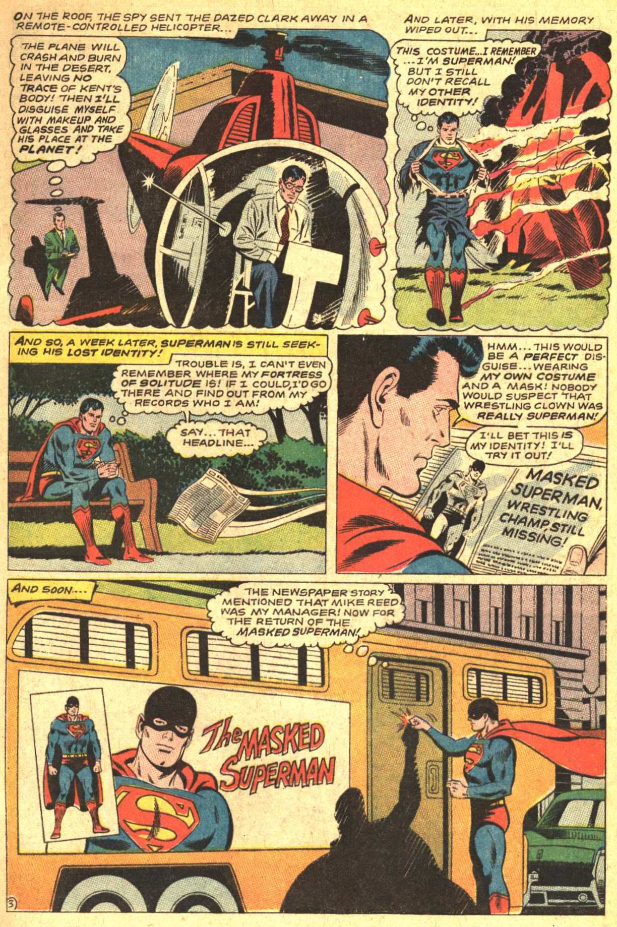 Read online Action Comics (1938) comic -  Issue #372 - 5