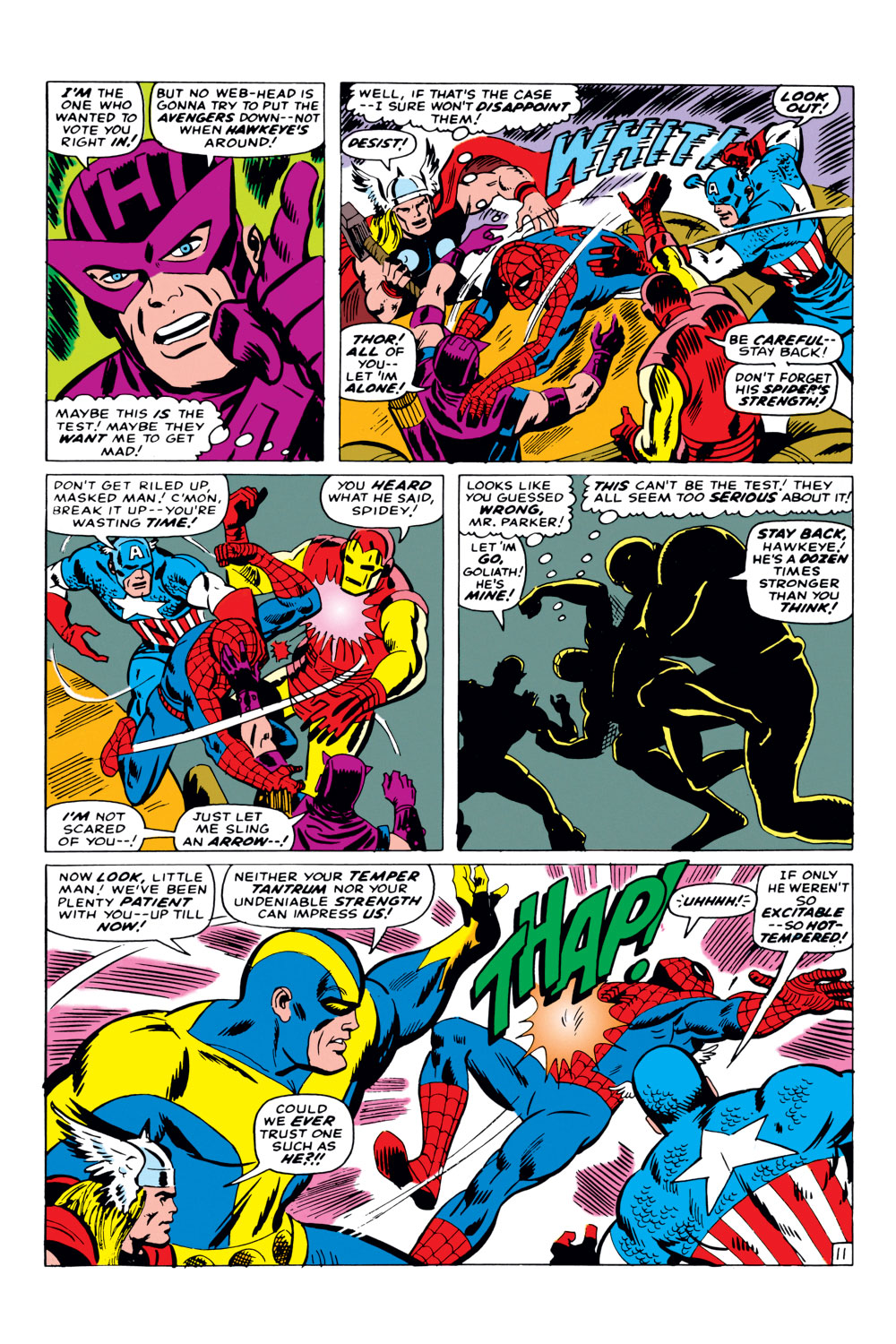 The Amazing Spider-Man (1963) _Annual_3 Page 11