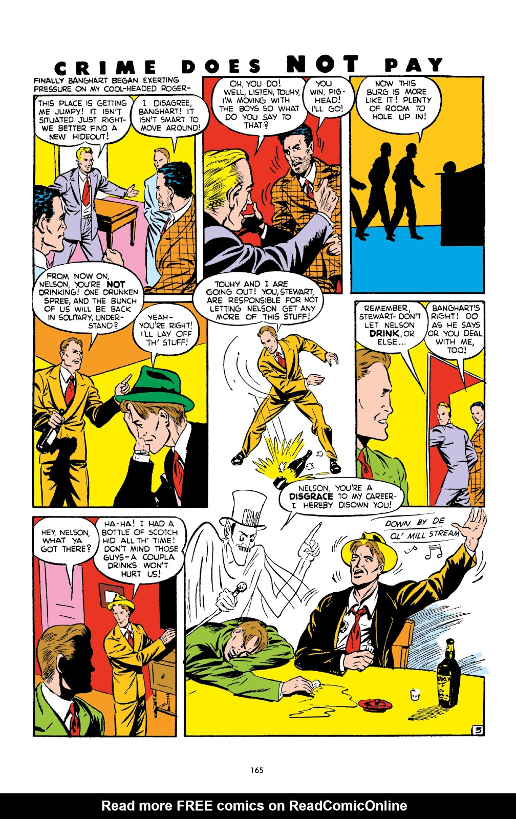 Read online Crime Does Not Pay Archives comic -  Issue # TPB 2 (Part 2) - 65