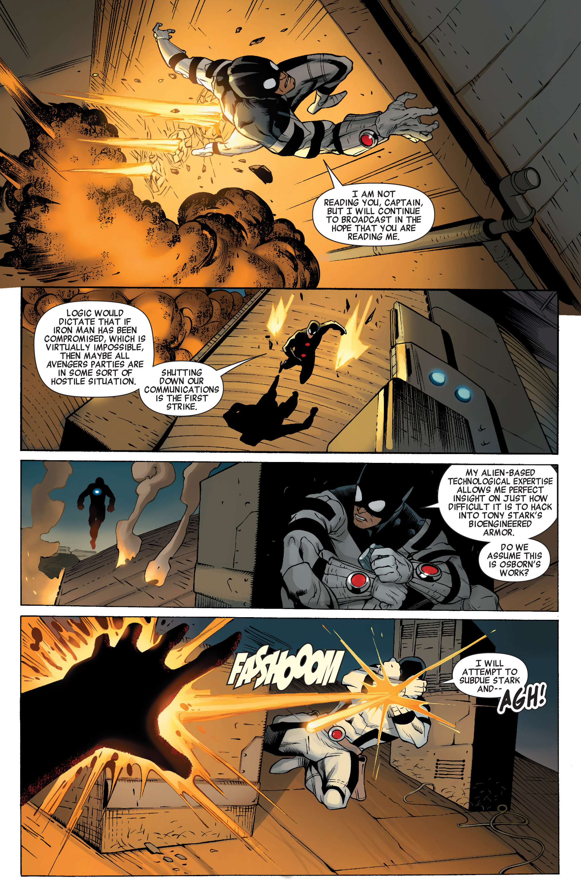 Read online Avengers (2010) comic -  Issue #21 - 10