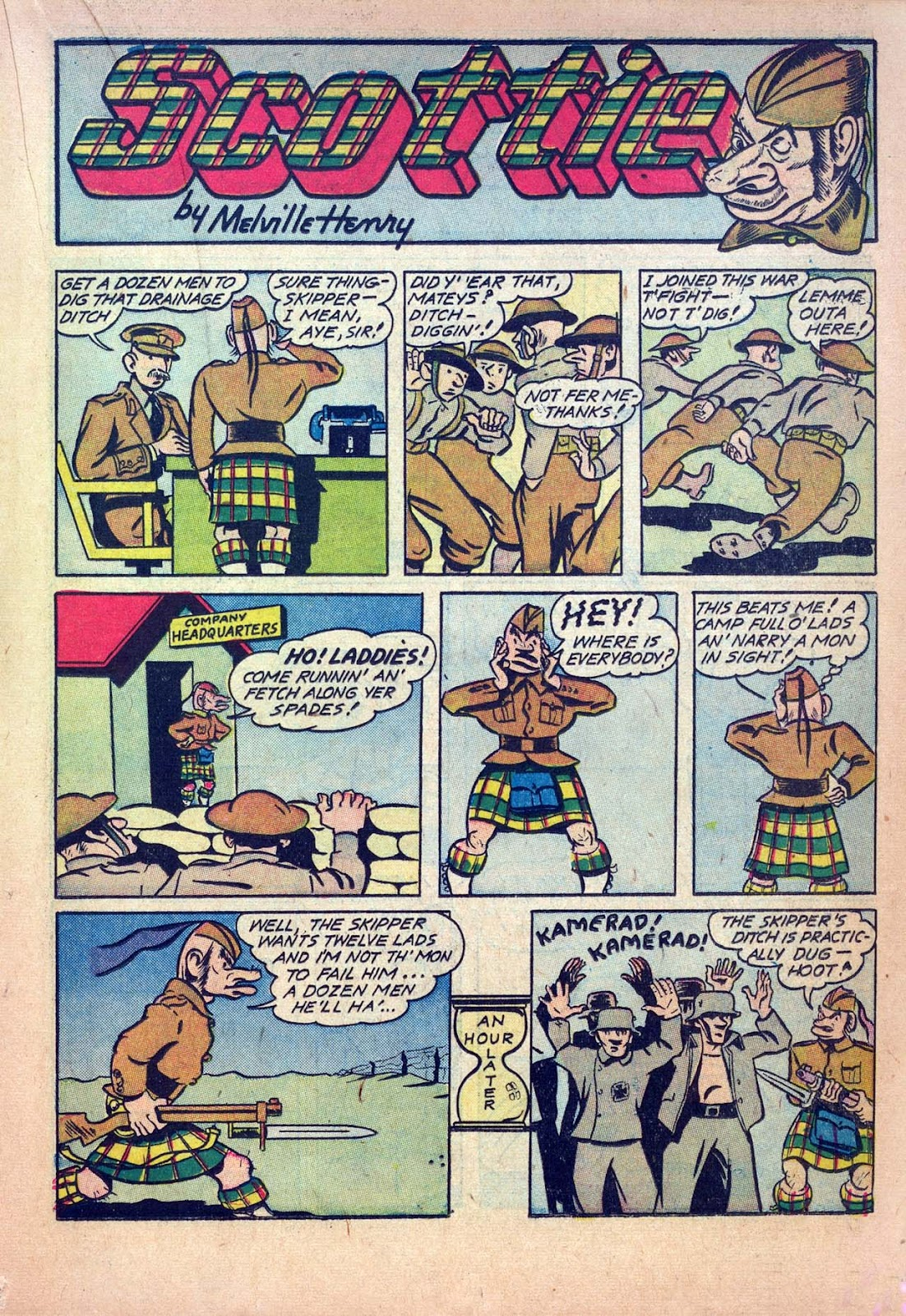 Read online Joker Comics comic -  Issue #6 - 35