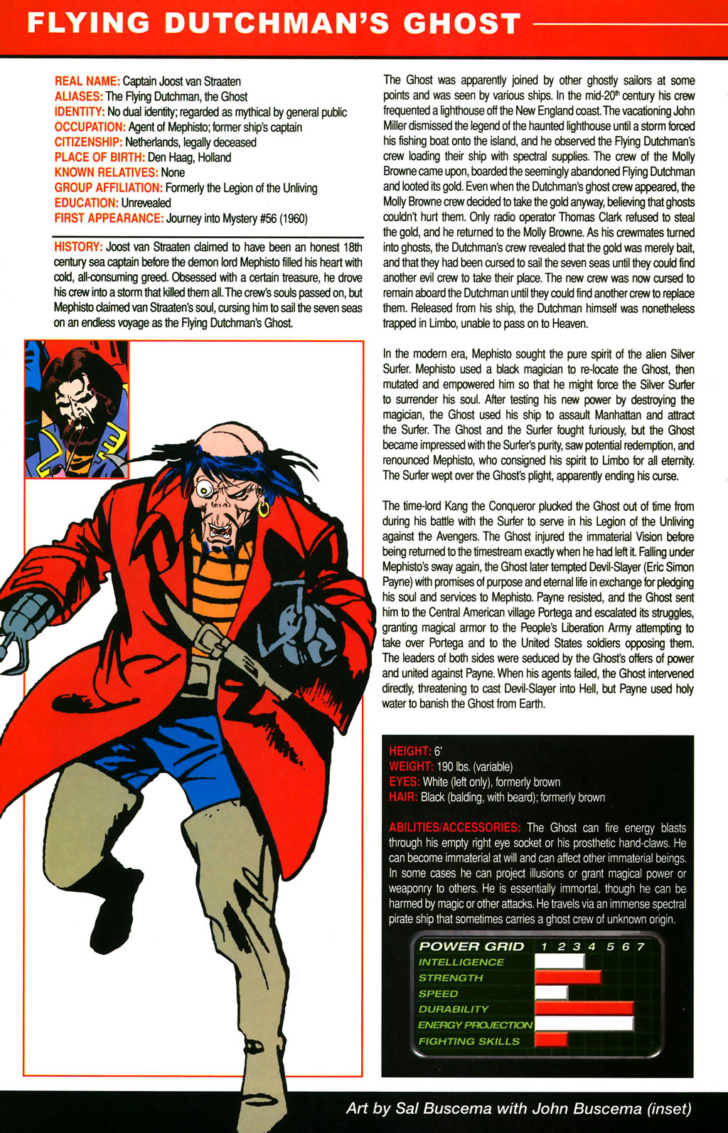 Read online All-New Official Handbook of the Marvel Universe A to Z comic -  Issue #4 - 40