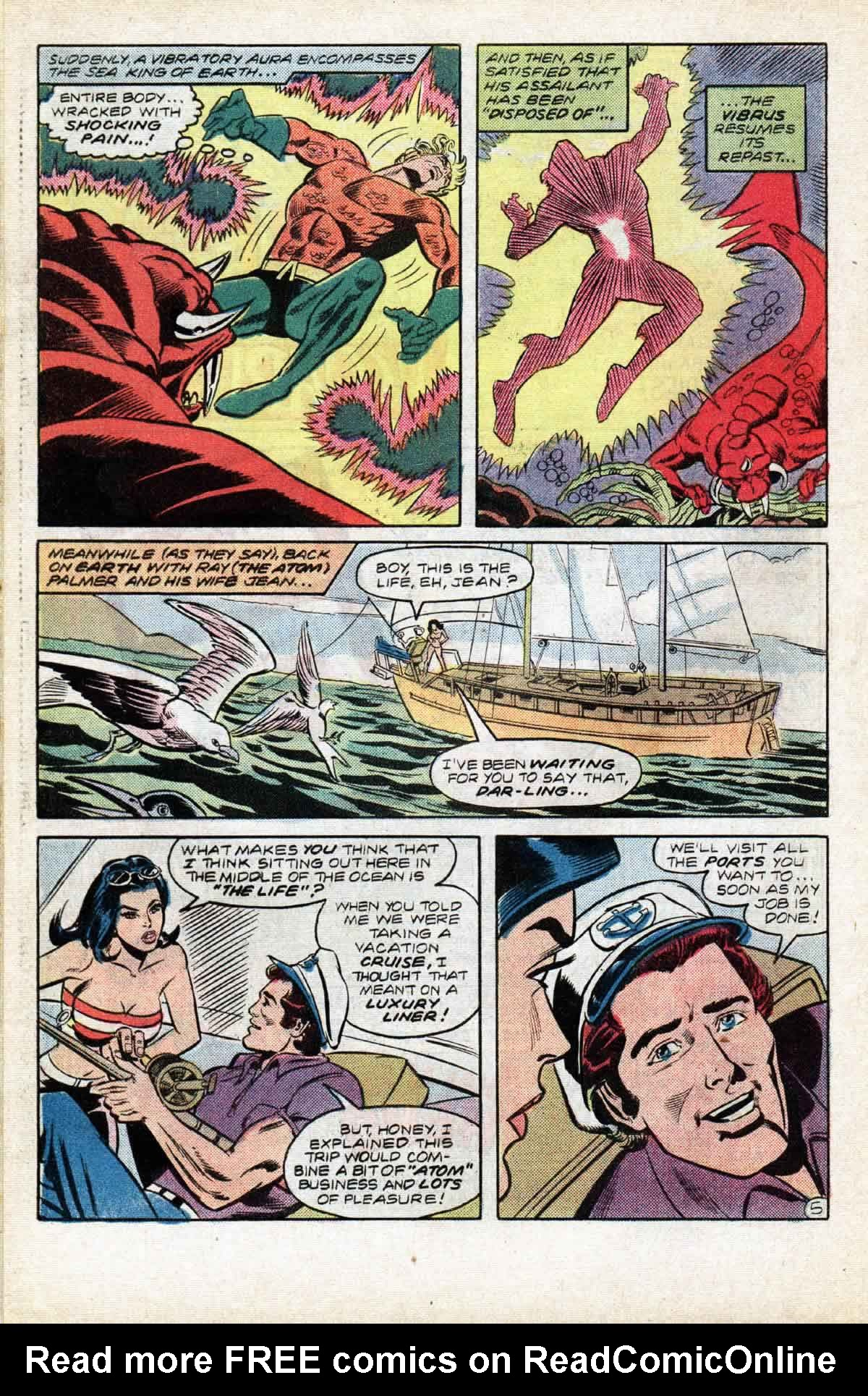 Read online Action Comics (1938) comic -  Issue #530 - 23
