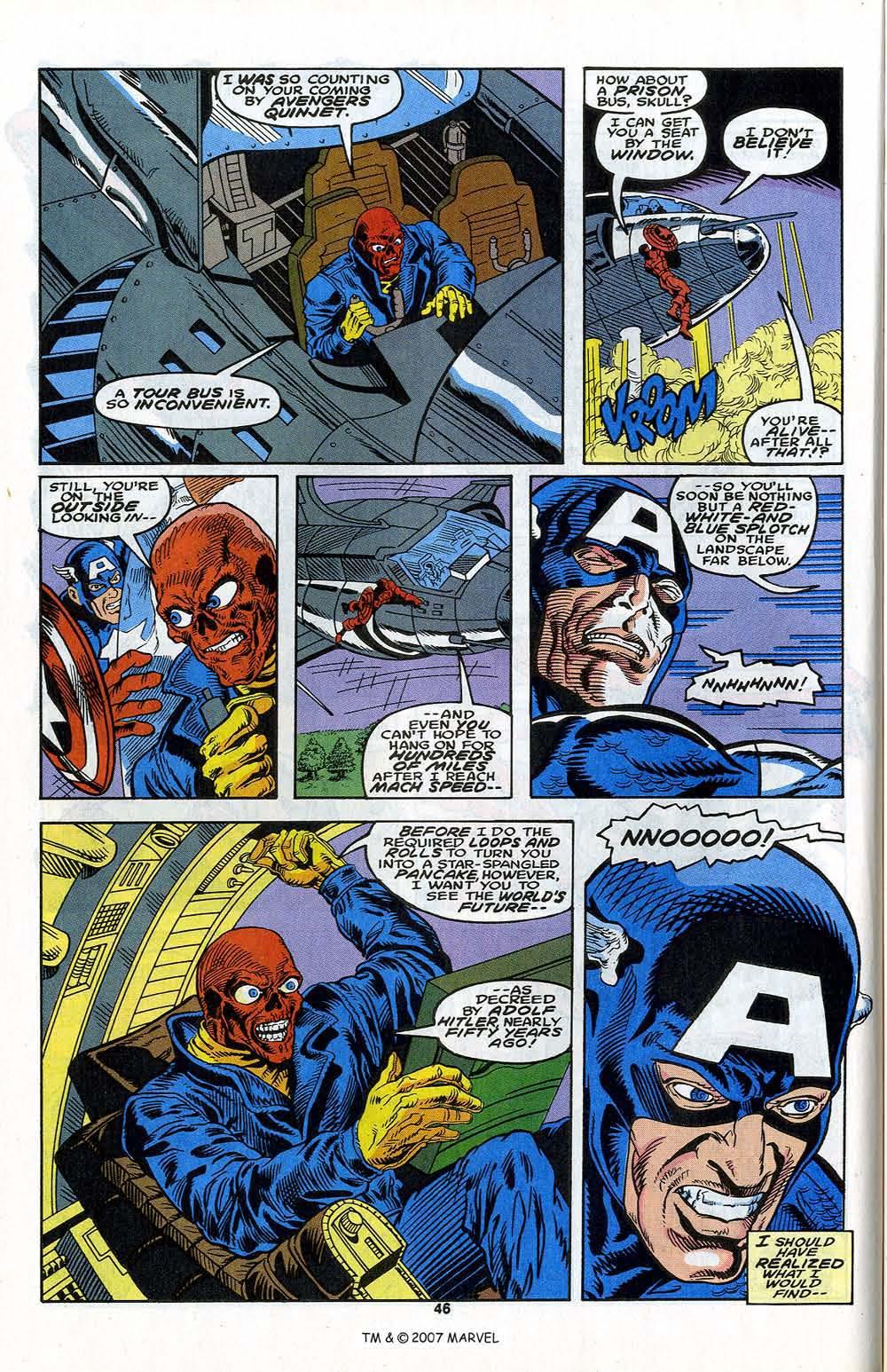 Read online Captain America (1968) comic -  Issue # _Annual 13 - 48