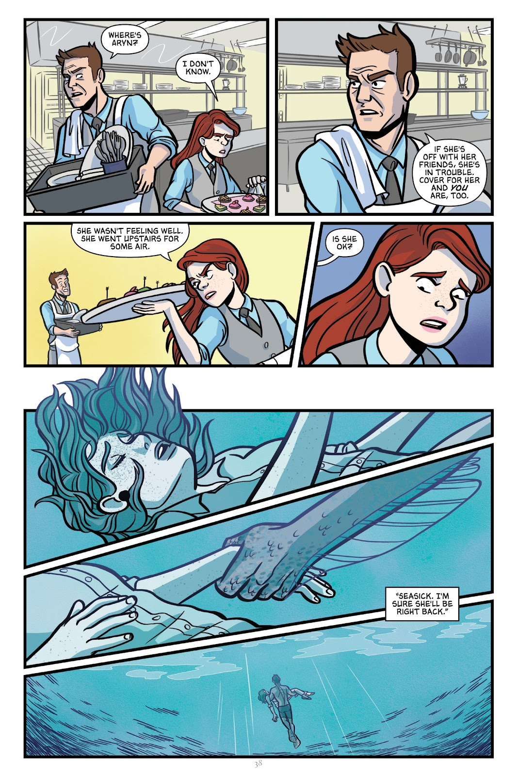 Read online Mer comic -  Issue # TPB - 39
