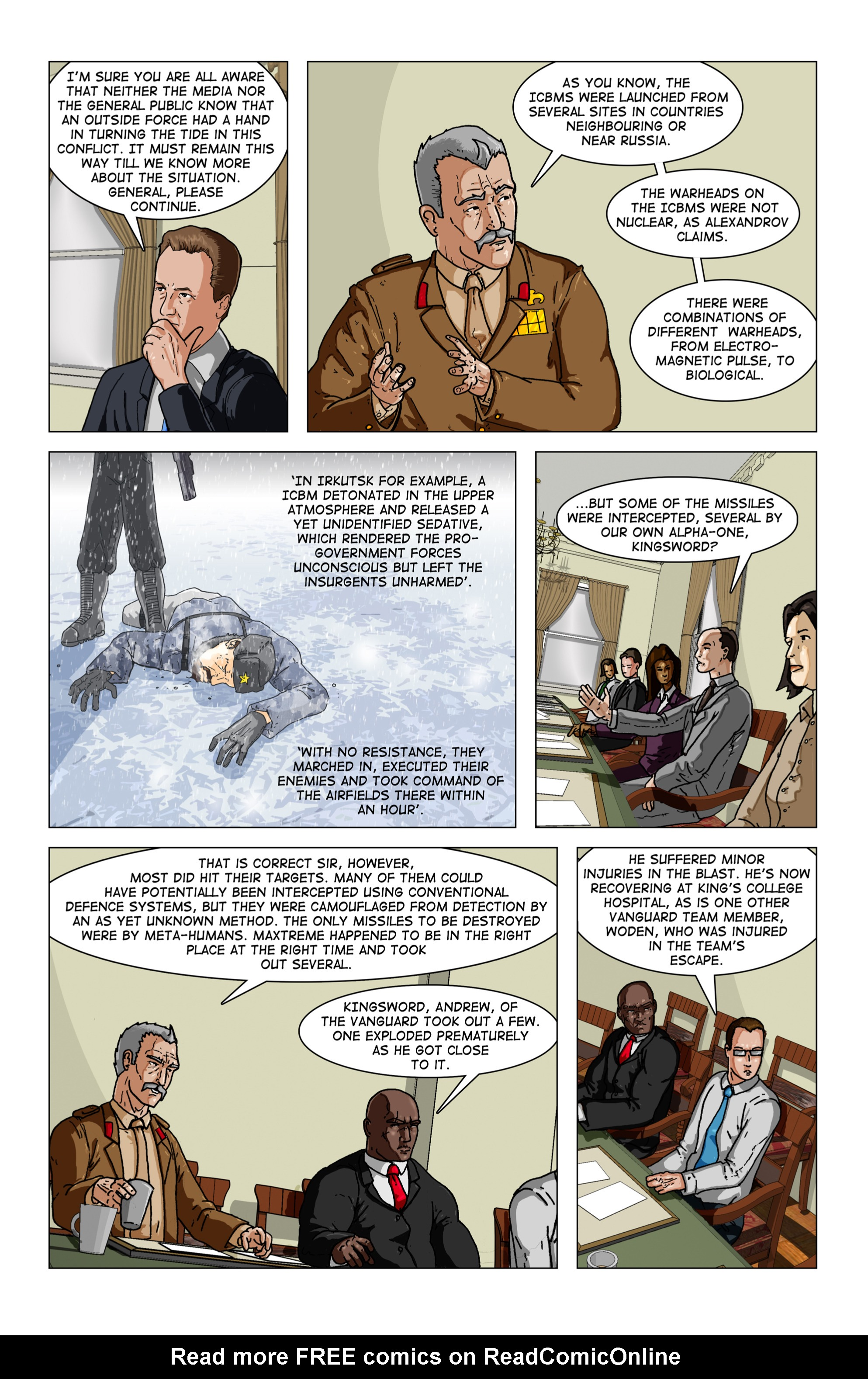 Read online Vanguard (2015) comic -  Issue #3 - 10