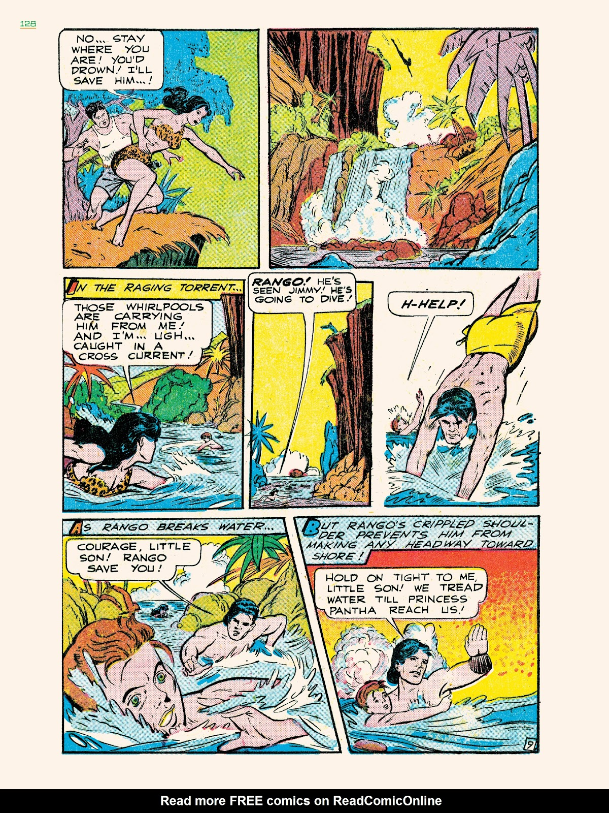 Read online Jungle Girls comic -  Issue # TPB (Part 2) - 28