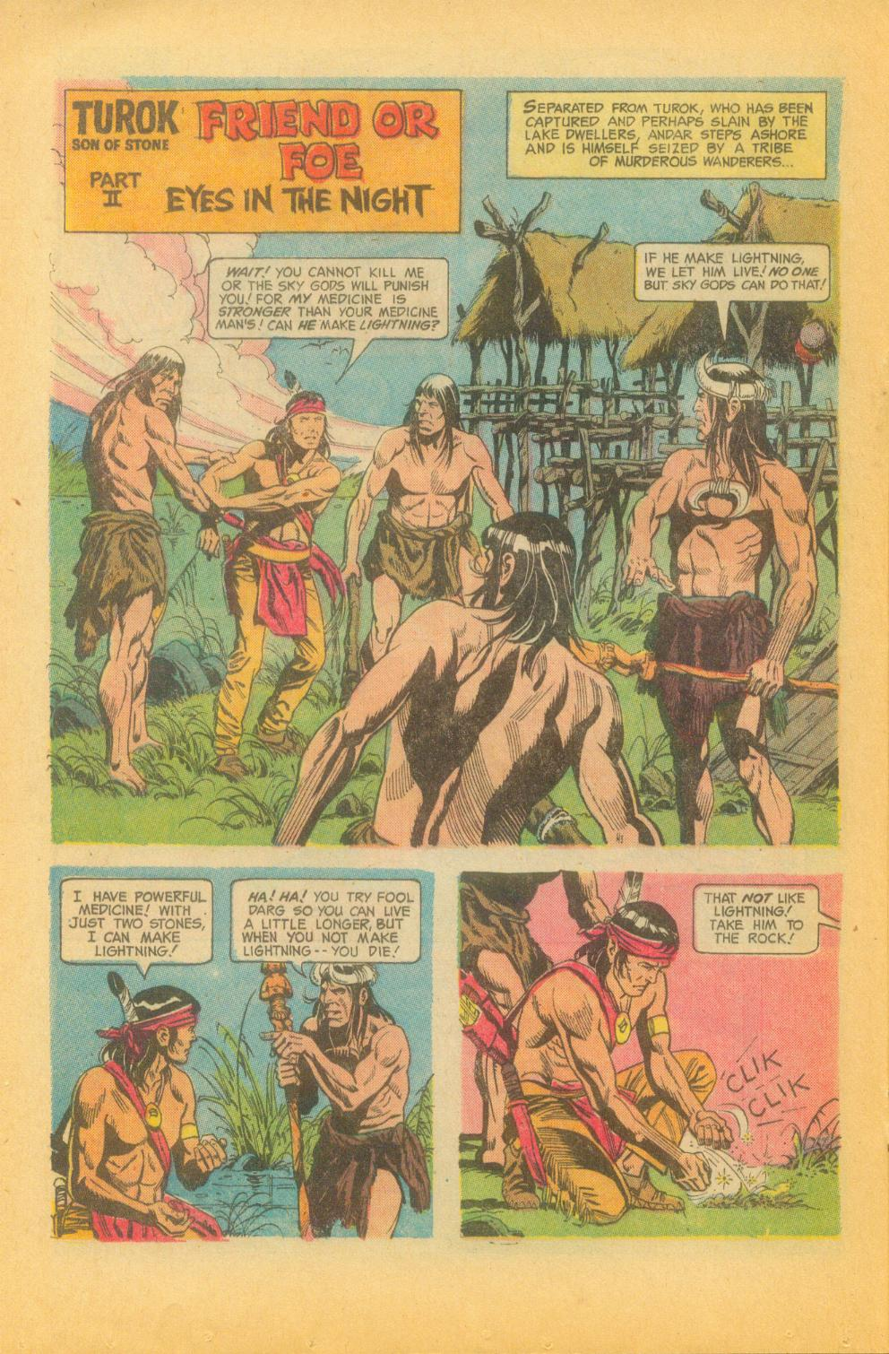 Read online Turok, Son of Stone comic -  Issue #82 - 20