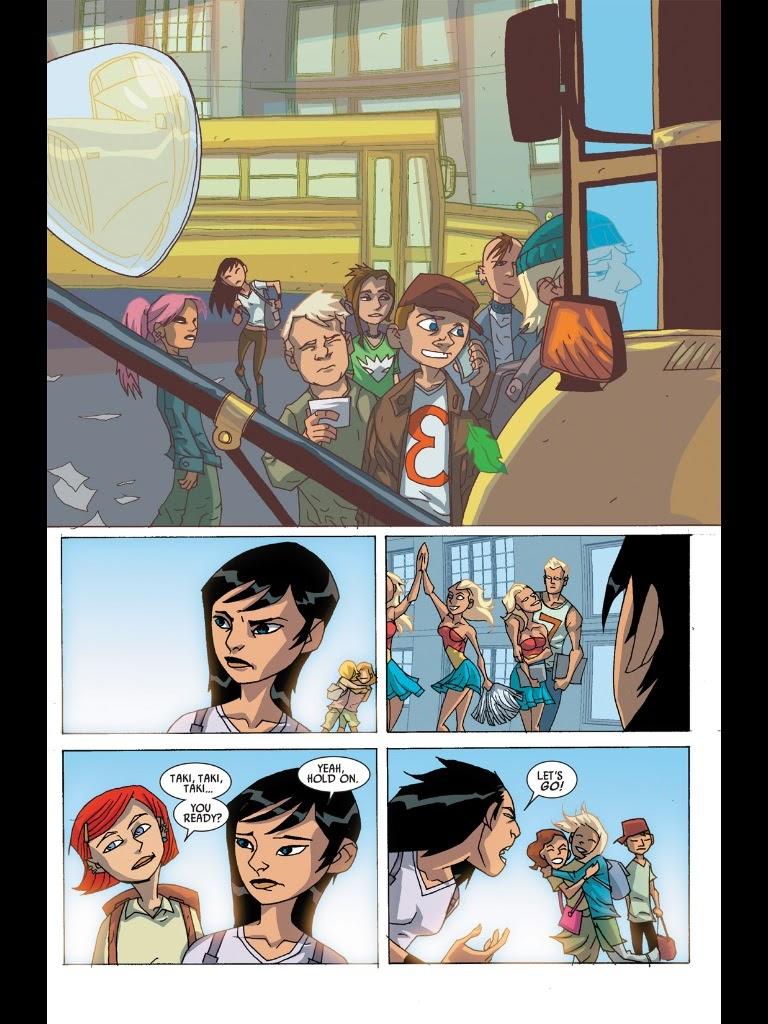 Read online Takio (2011) comic -  Issue # TPB - 5
