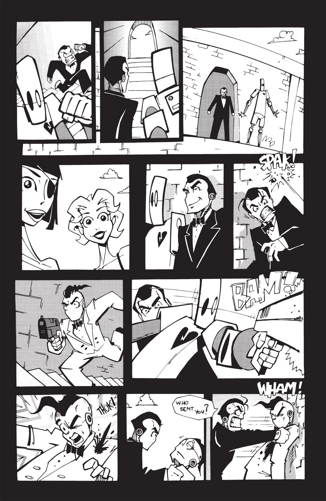 Read online Scud: The Disposable Assassin: The Whole Shebang comic -  Issue # TPB (Part 3) - 98