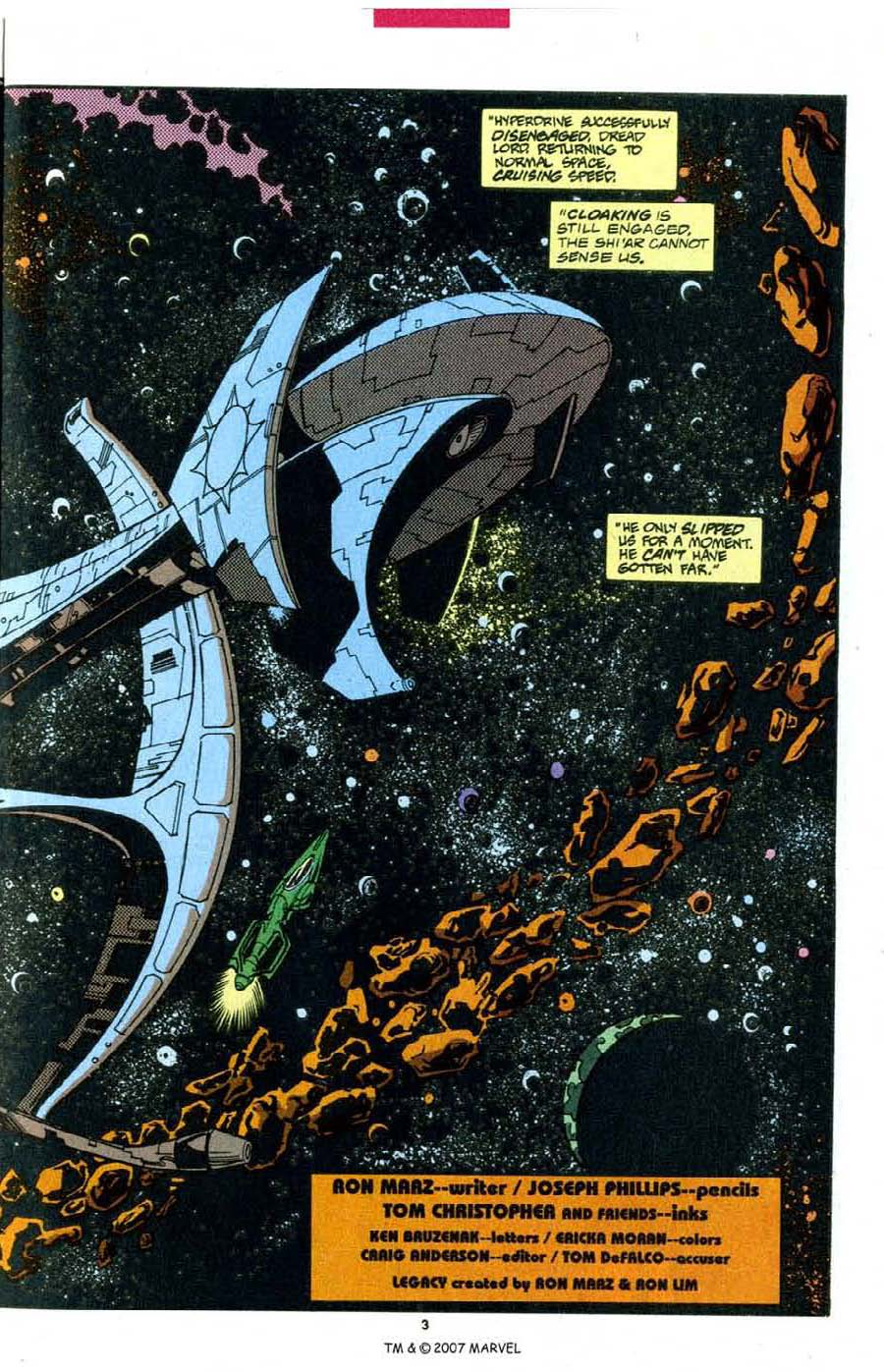 Read online Silver Surfer (1987) comic -  Issue # _Annual 6 - 5